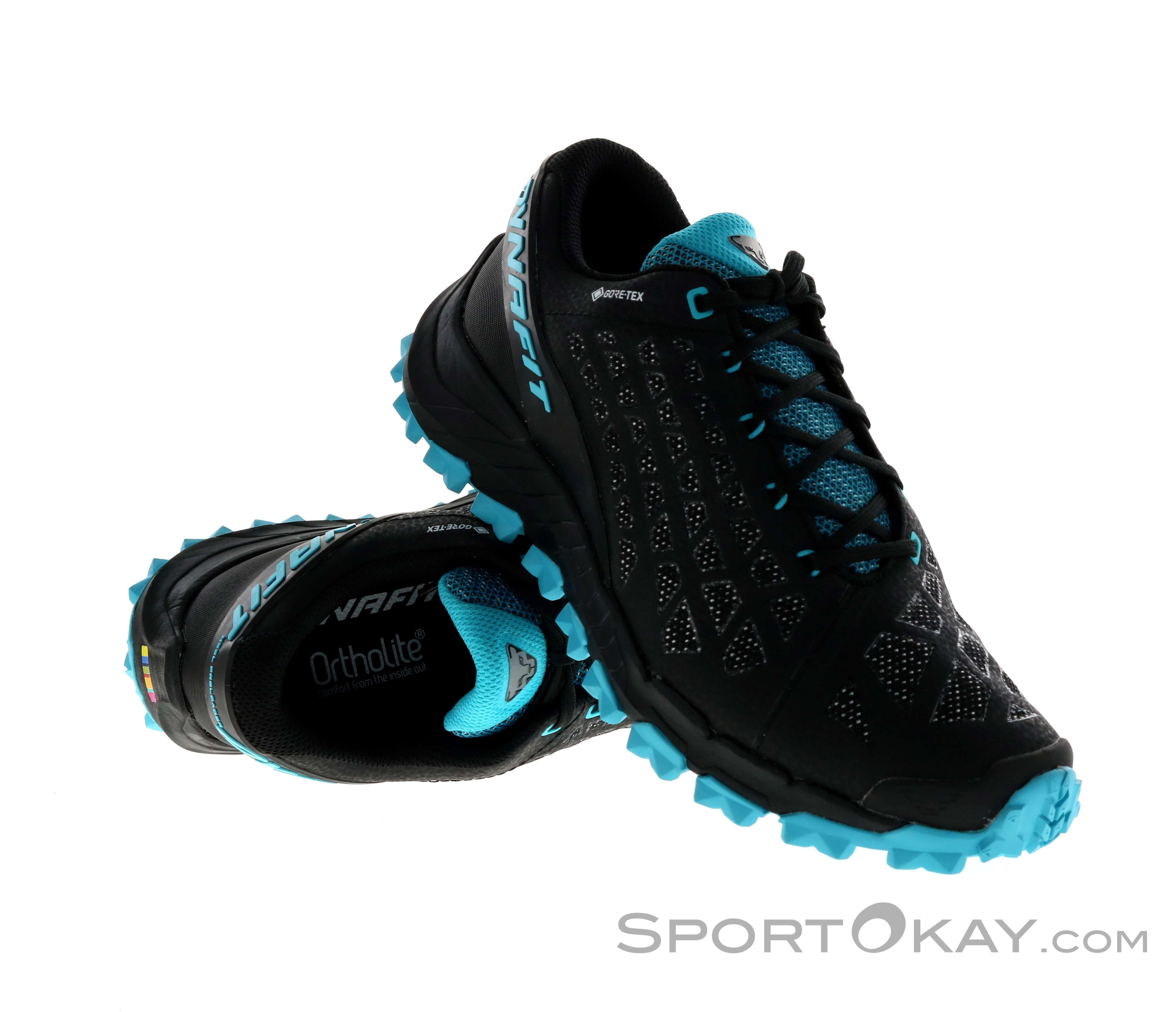 Dynafit Trailbreaker Femmes Chaussures Trail Running Noir
