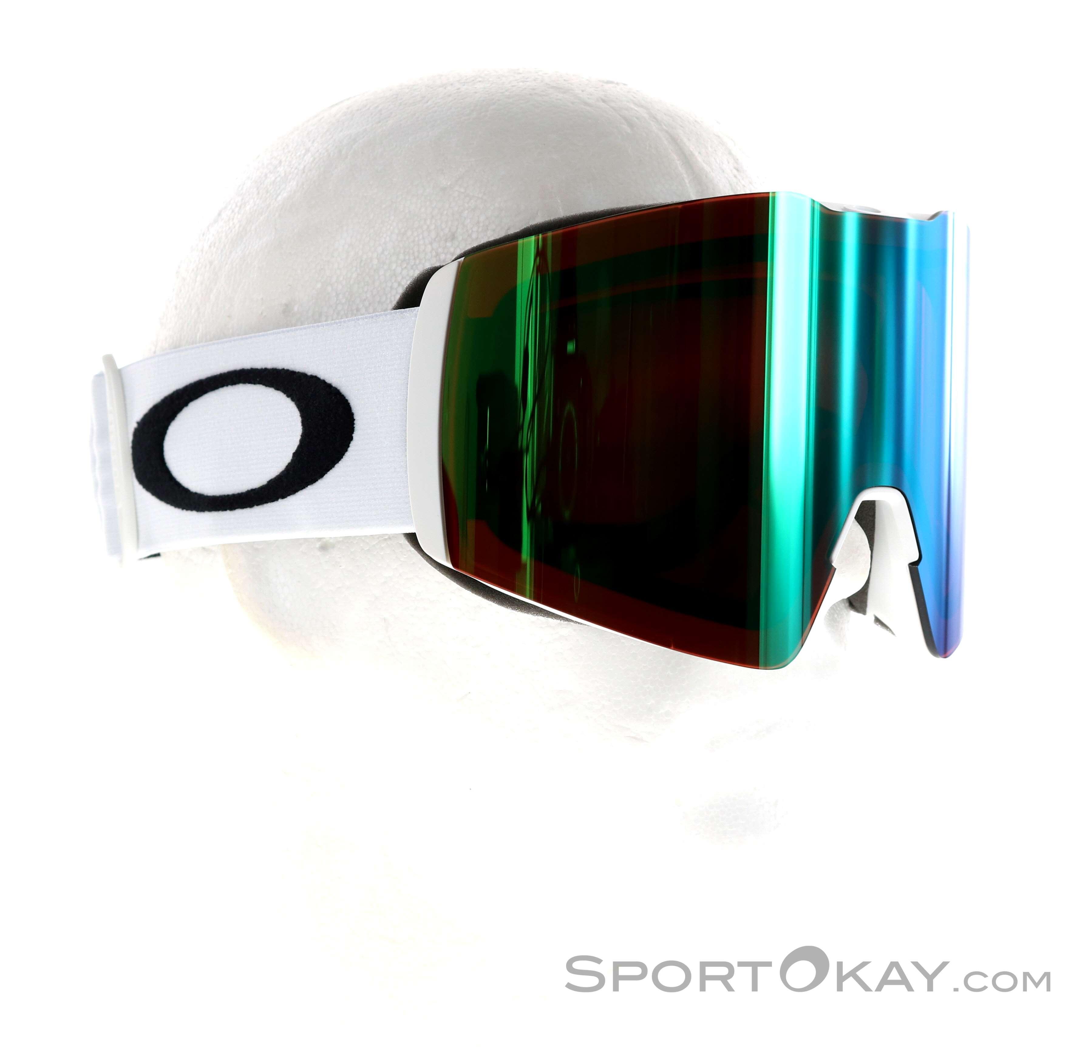 calze autoreggenti ripetizione Movimento  Oakley Fall Line XL Prizm Maschera da Sci - Maschere da sci - Occhiali - Sci  alpinismo - Tutti