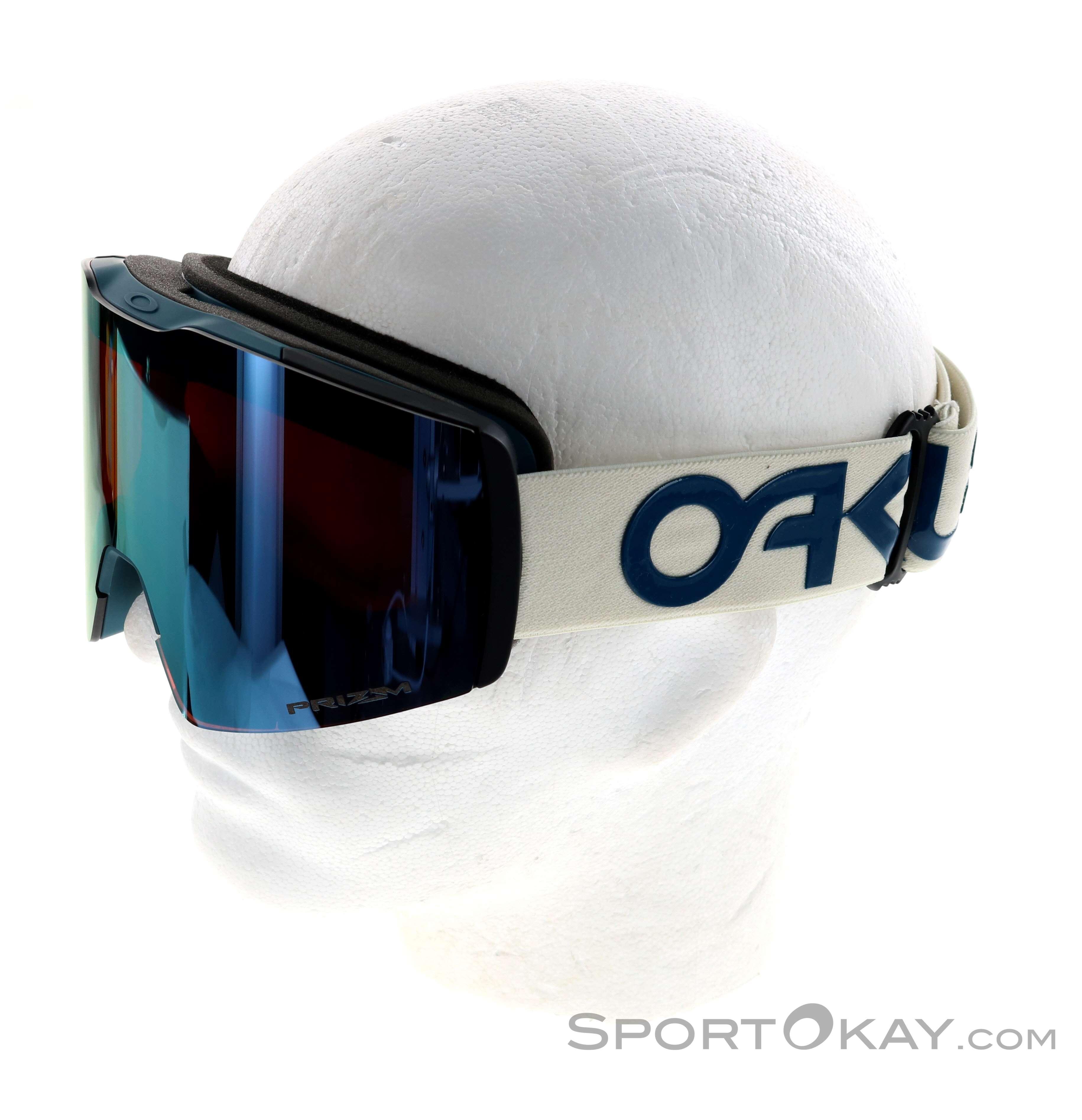 Oakley Sonnenbrille Weiß Herren « Heritage Malta