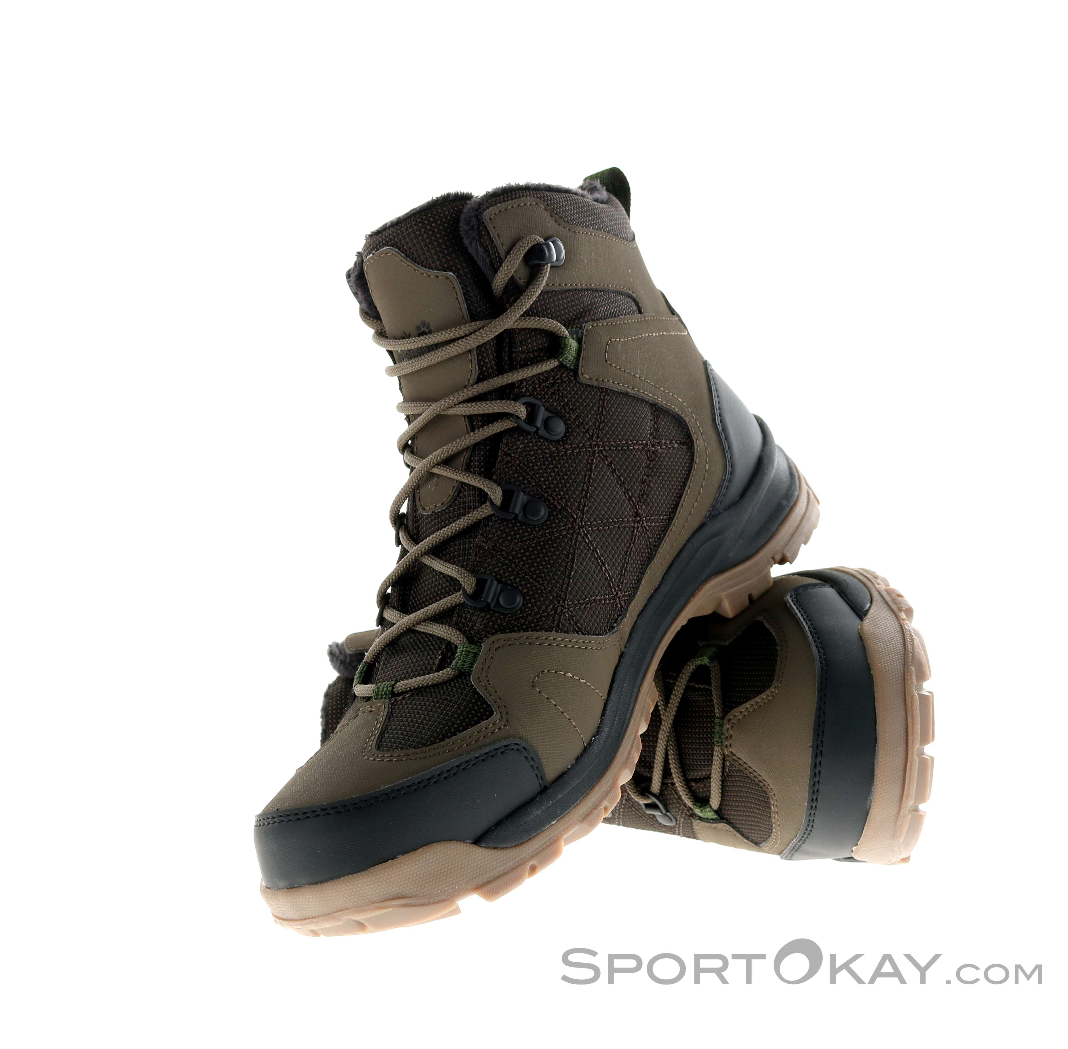 Shoes Mens Cold Mid Texapore Wolfskin Terrain Winter Jack shrtQxBdCo