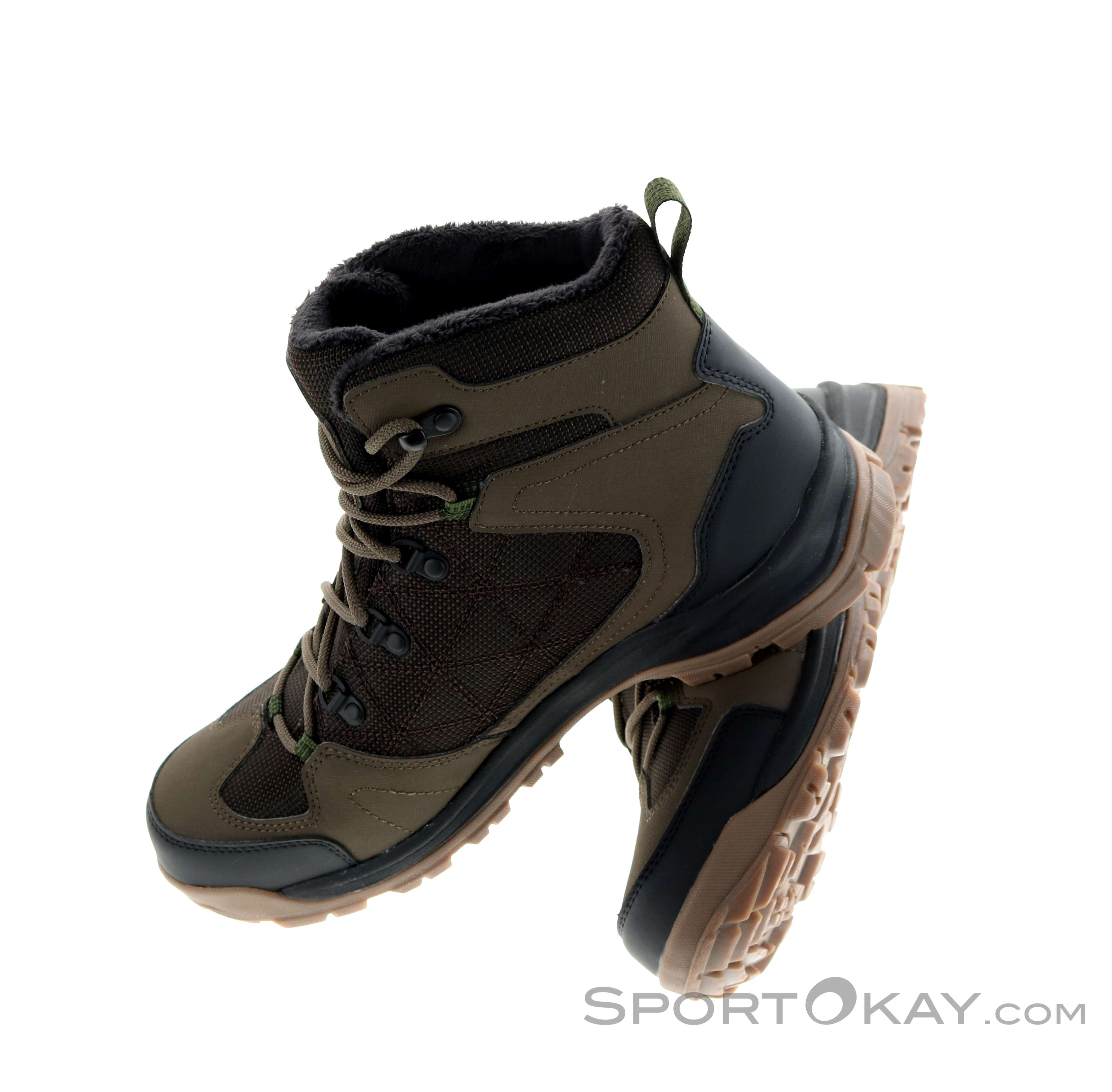 Winter Jack Mens Wolfskin Cold Terrain Shoes Mid Texapore CotrBsQxhd