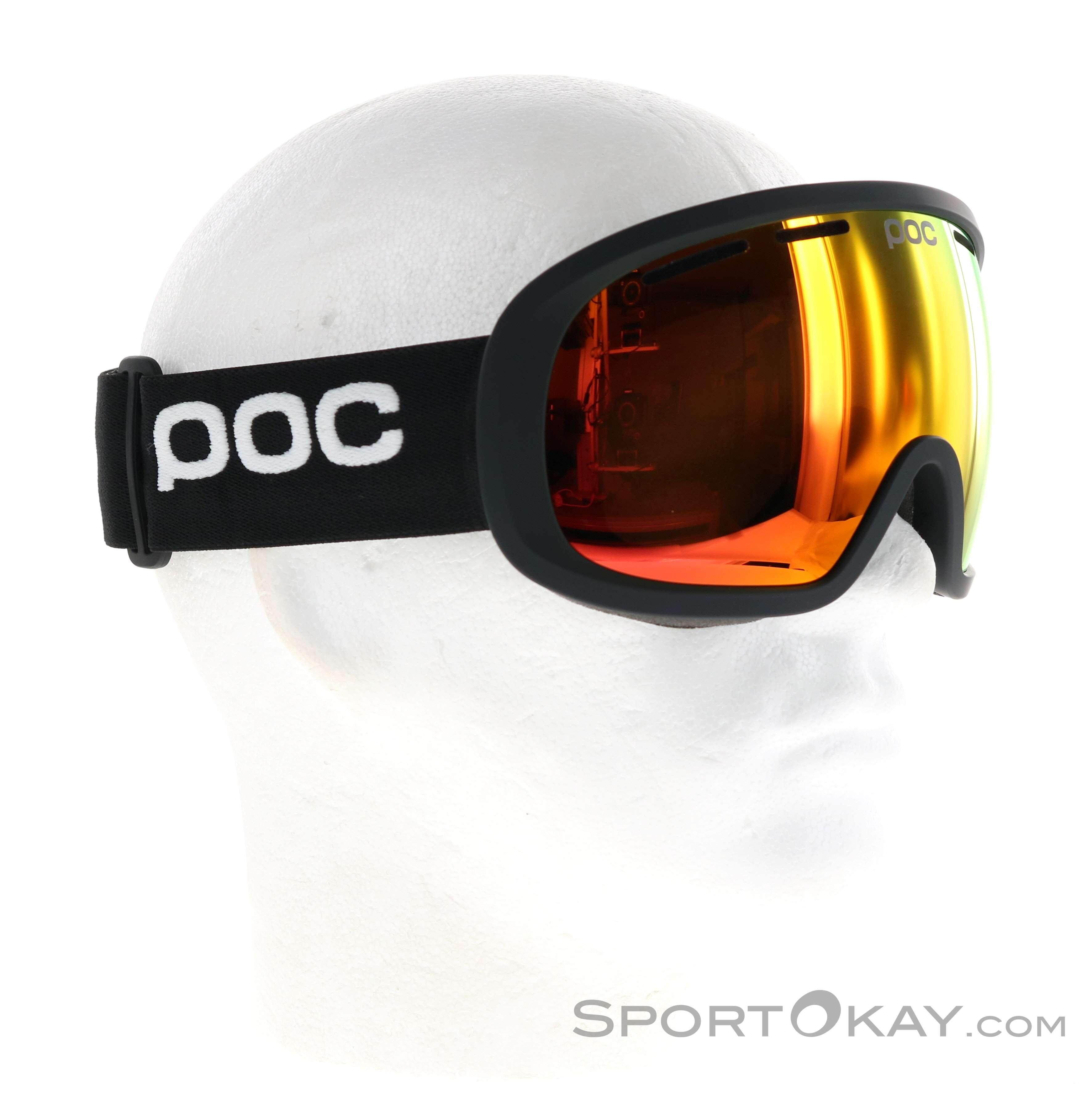 POC Sports Fovea Mid Clarity Comp