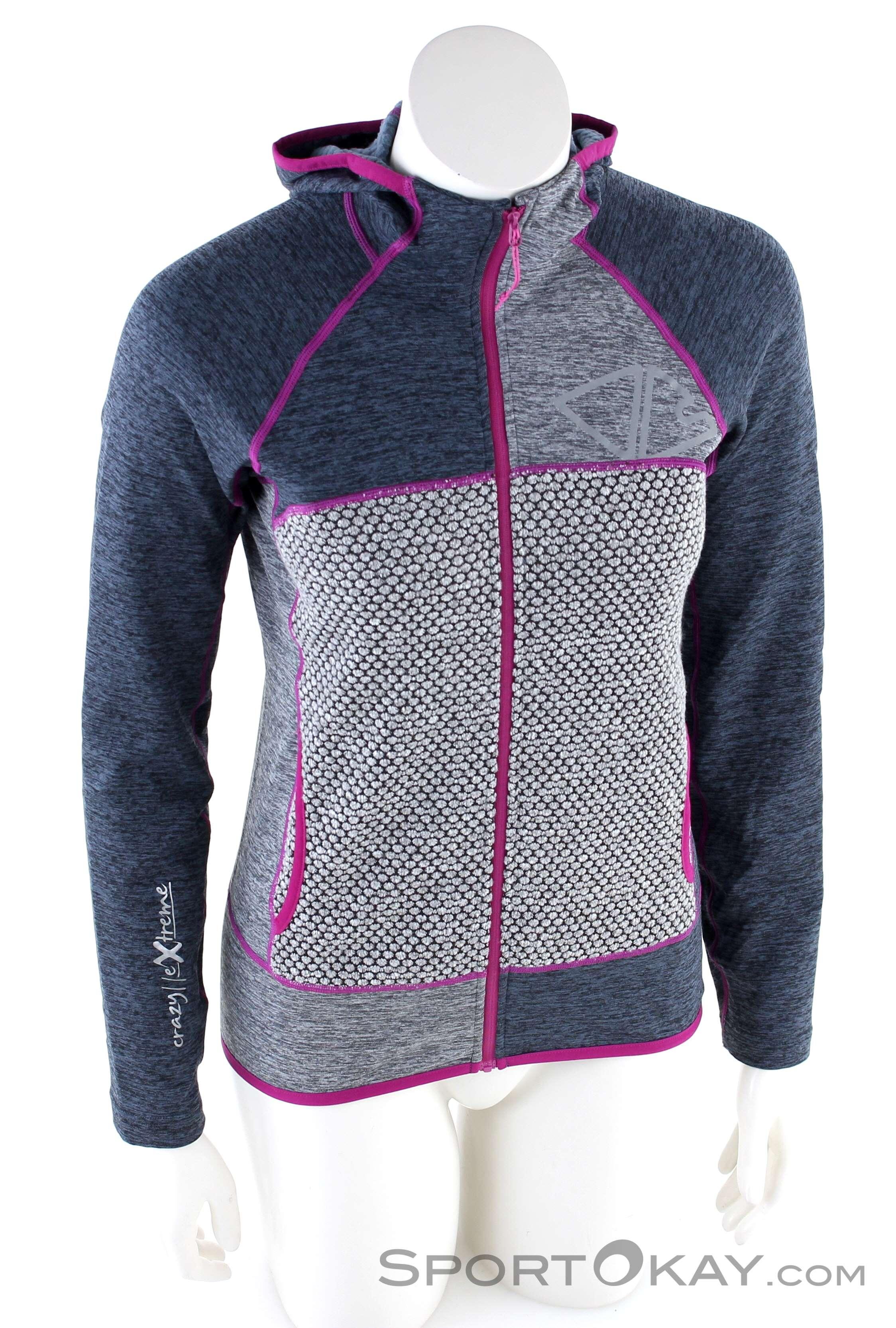Crazy Idea Ionic Damen Tourensweater Sweater