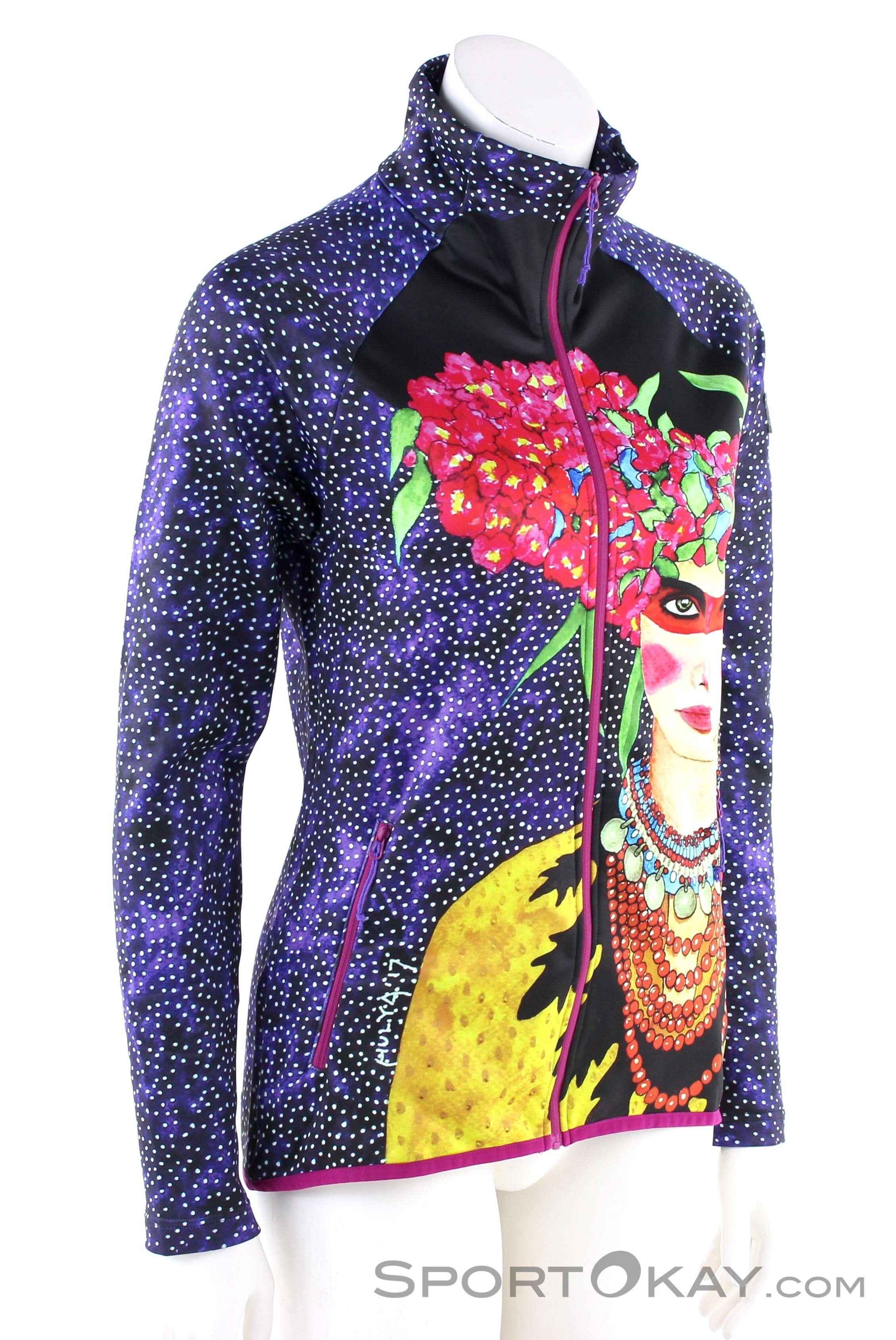 Crazy Idea Crazy Idea Tricot Damen Tourensweater