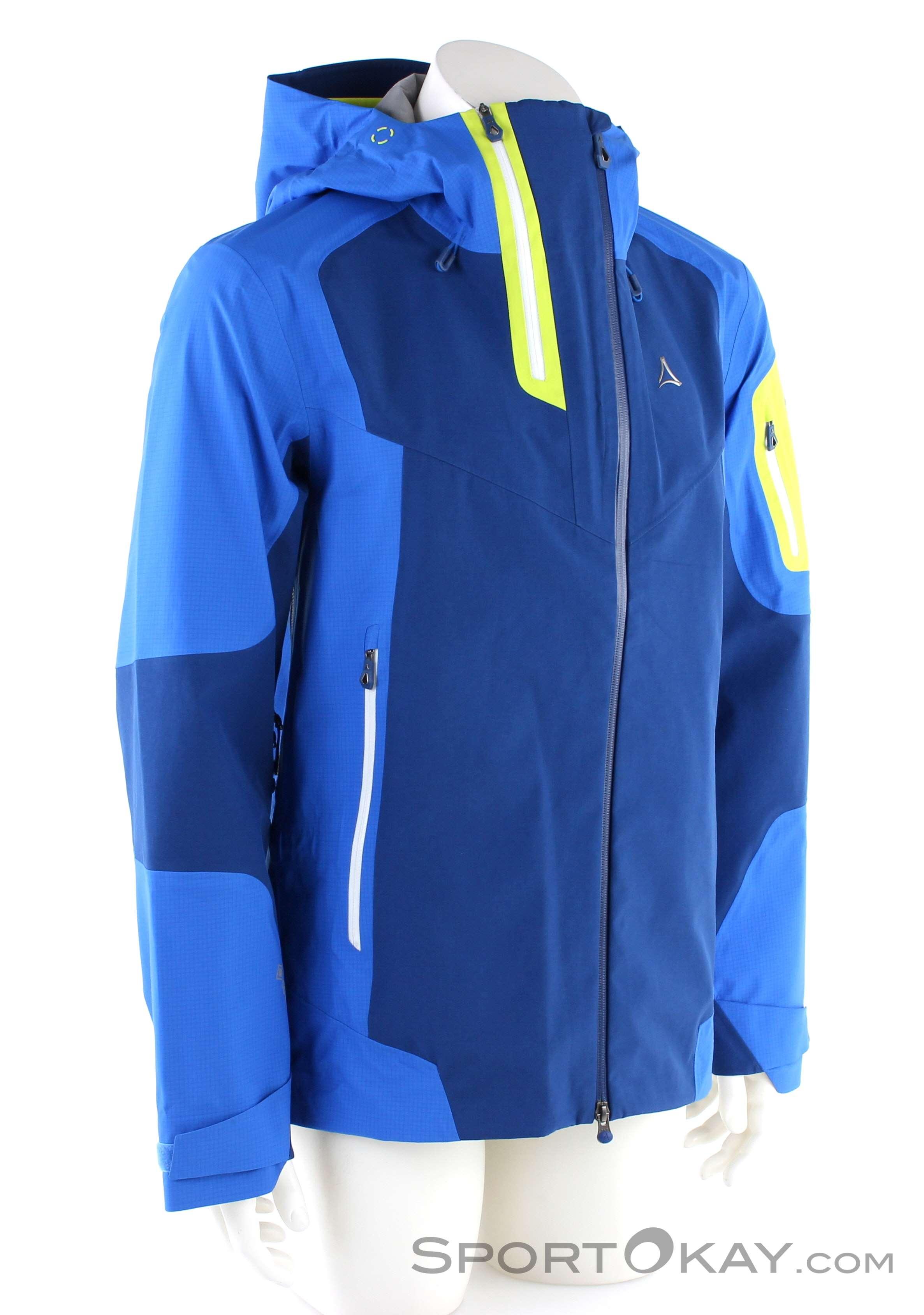 Schöffel Keylong Gore Tex® Skipants Men blue at Sport