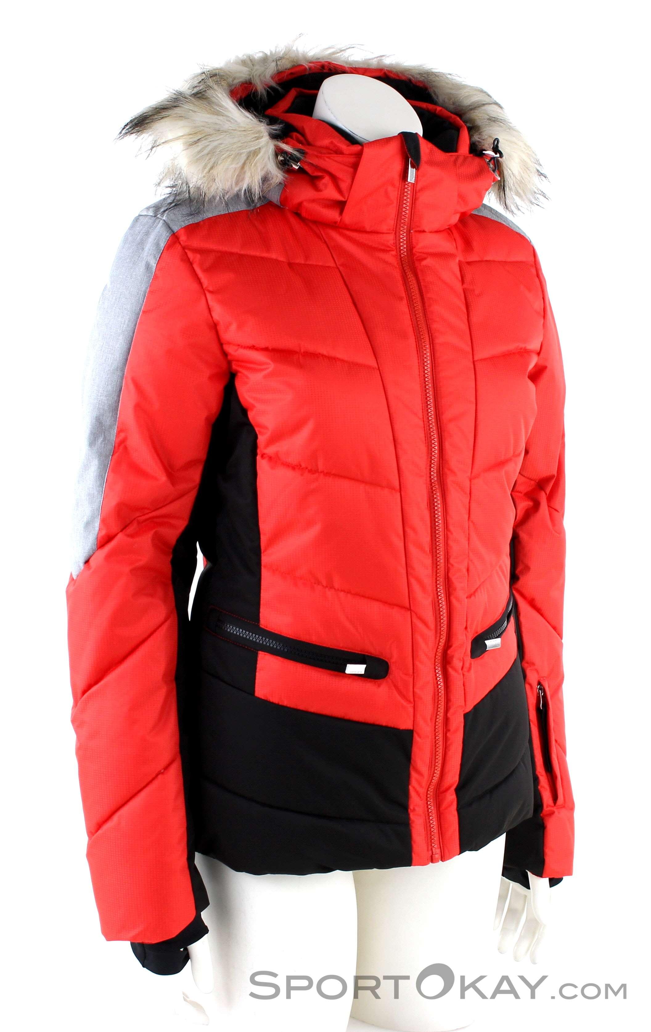Suchergebnis auf für: icepeak damen skijacke rot
