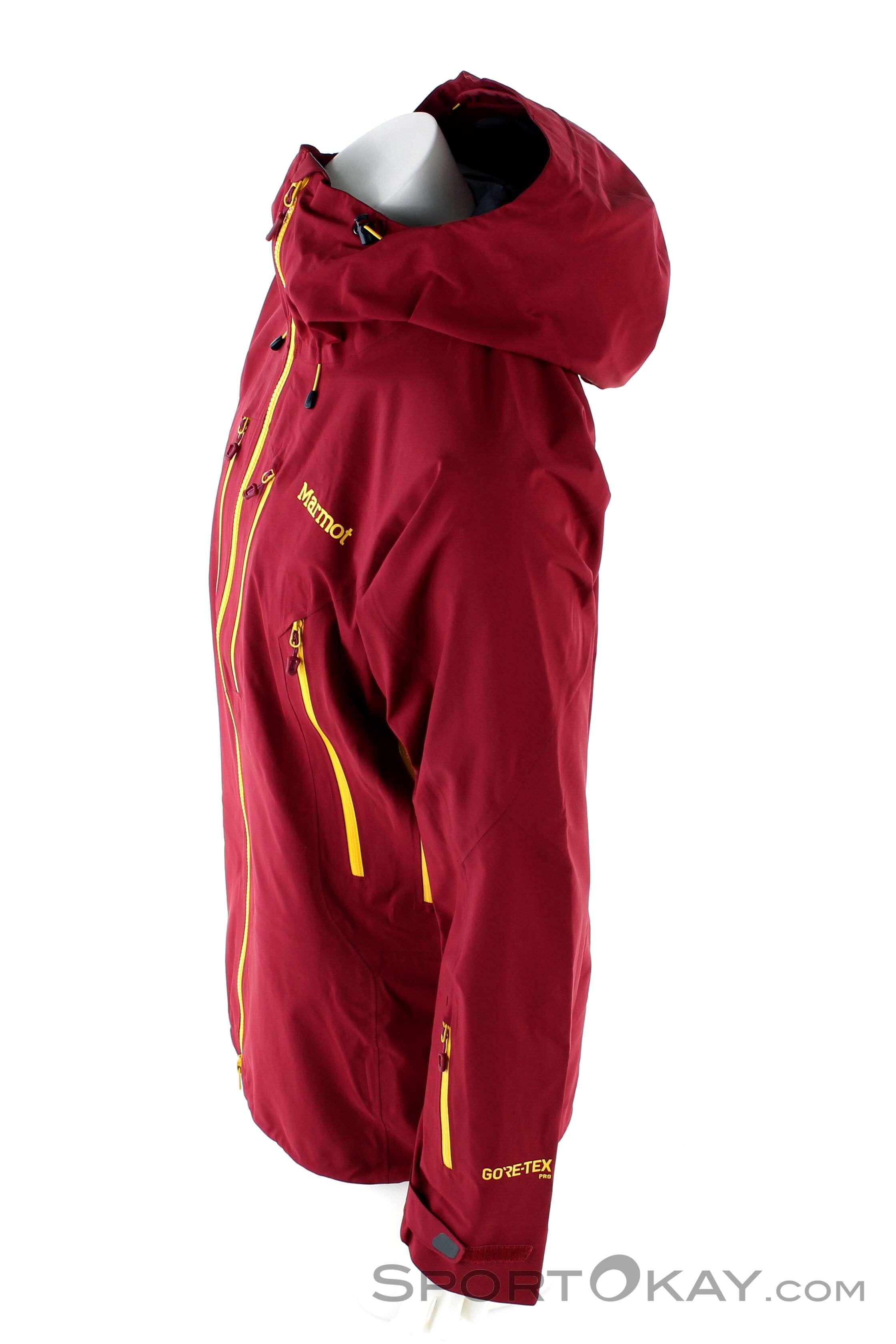 Marmot Marmot Alpinist Jacket GTX Herren Tourenjacke Gore Tex