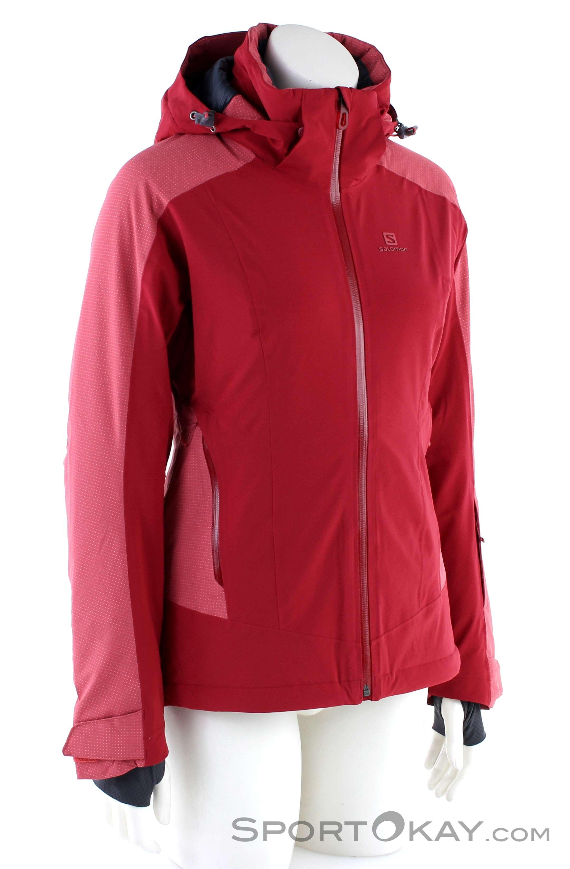 Salomon Salomon Brilliant Jacket Womens Ski Jacket