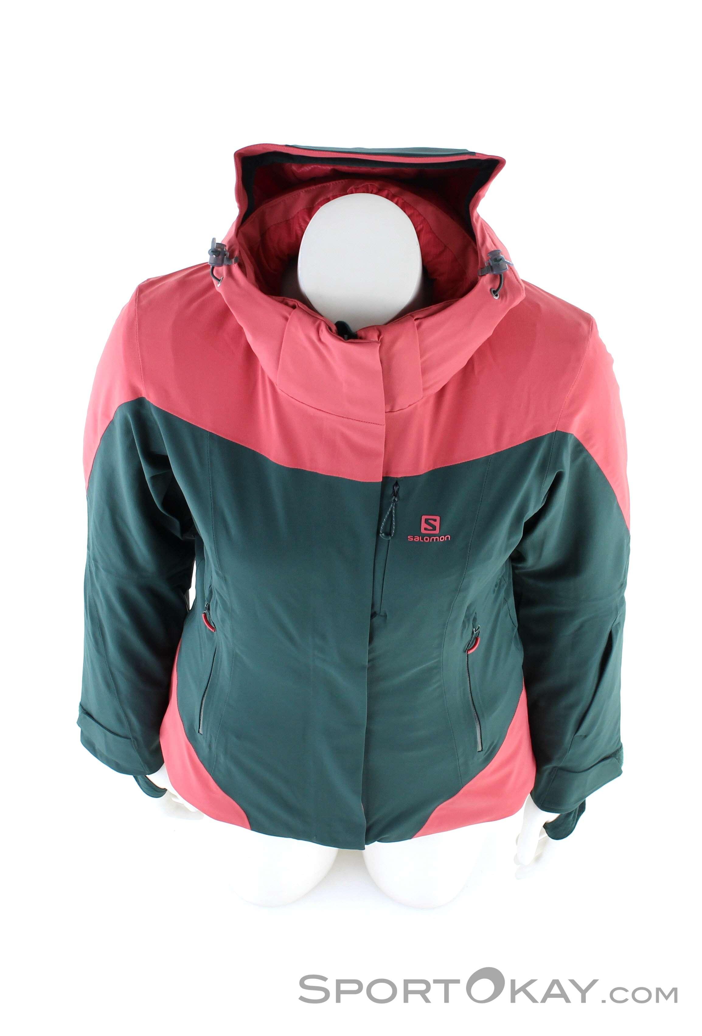 Salomon Salomon Icerocket Jacket Womens Ski Jacket