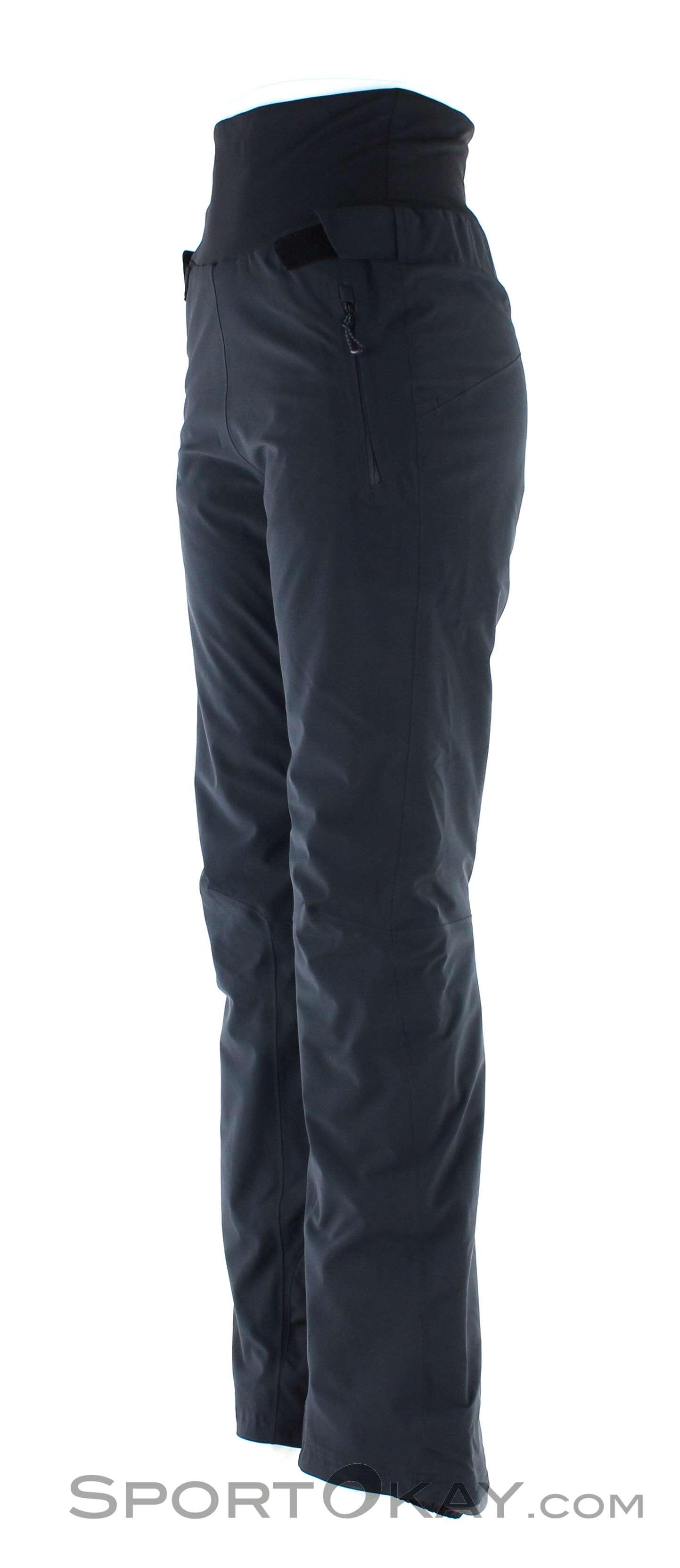Salomon Icefancy Pant Womens Ski Pants Short Cut Ski Pants lvH5d