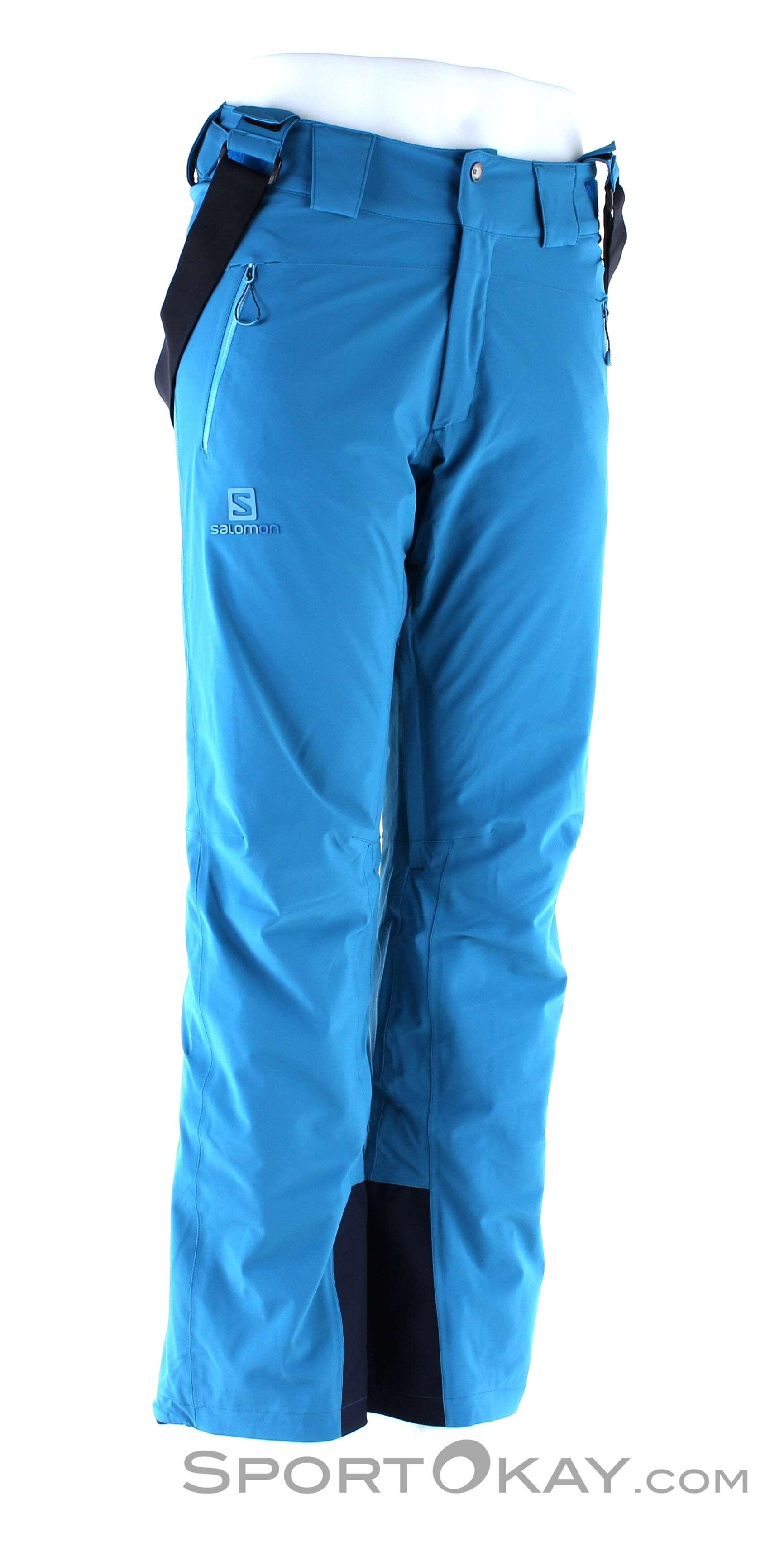 Salomon Iceglory Pant Mens Ski Pants Ski Pants Ski