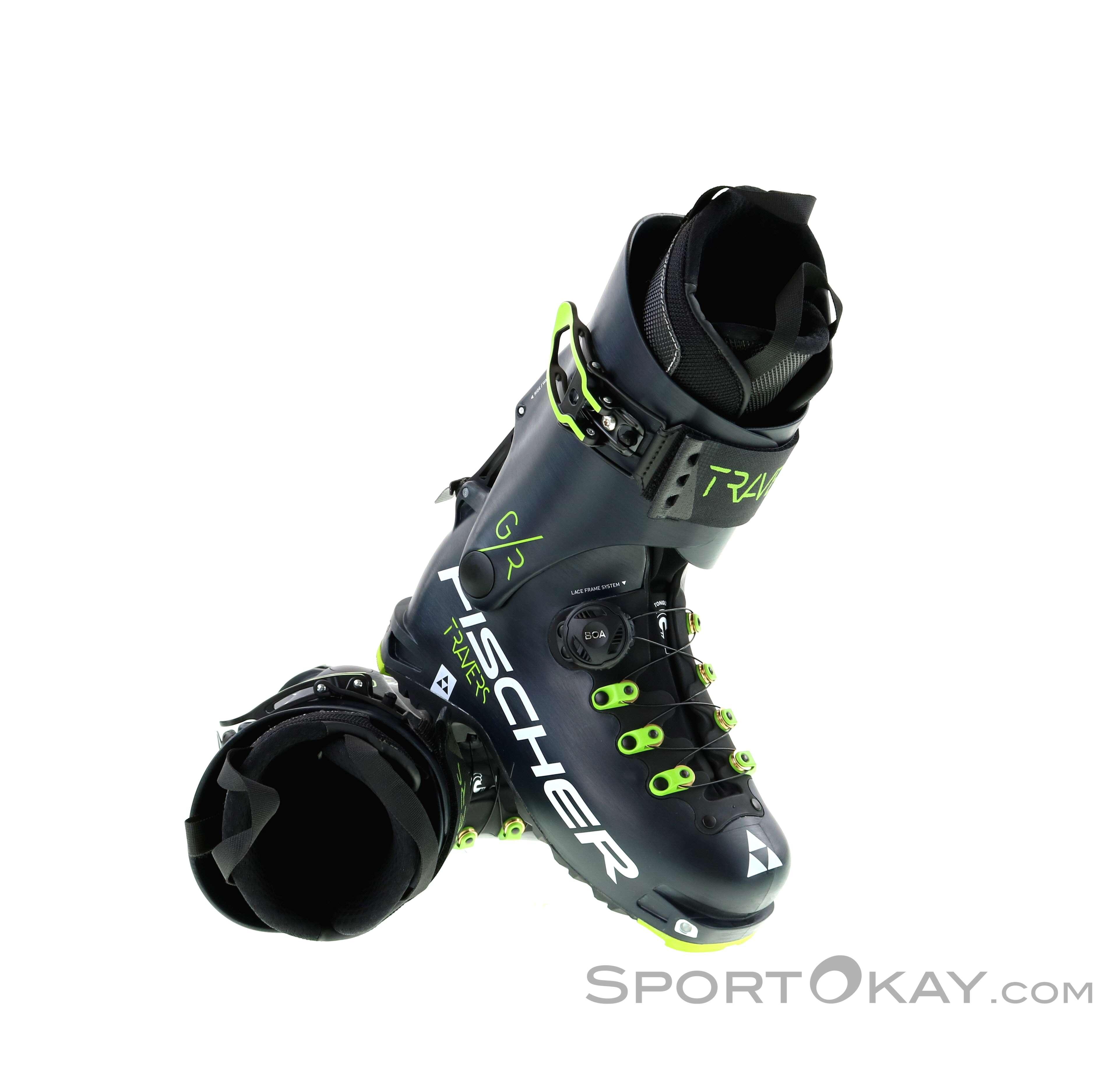 Fischer Travers GR Ski Touring Boots Ski Touring Boots JO2kK
