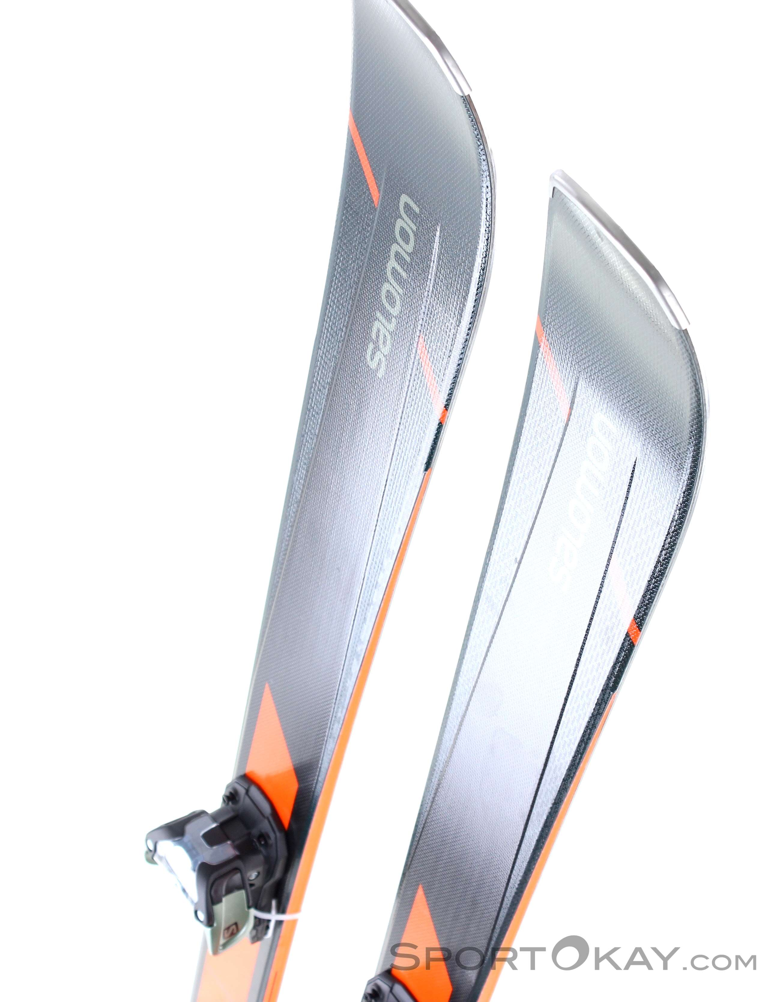 Salomon Salomon XDR 88 TI + Warden MNC 13 Demo Ski Set 2020