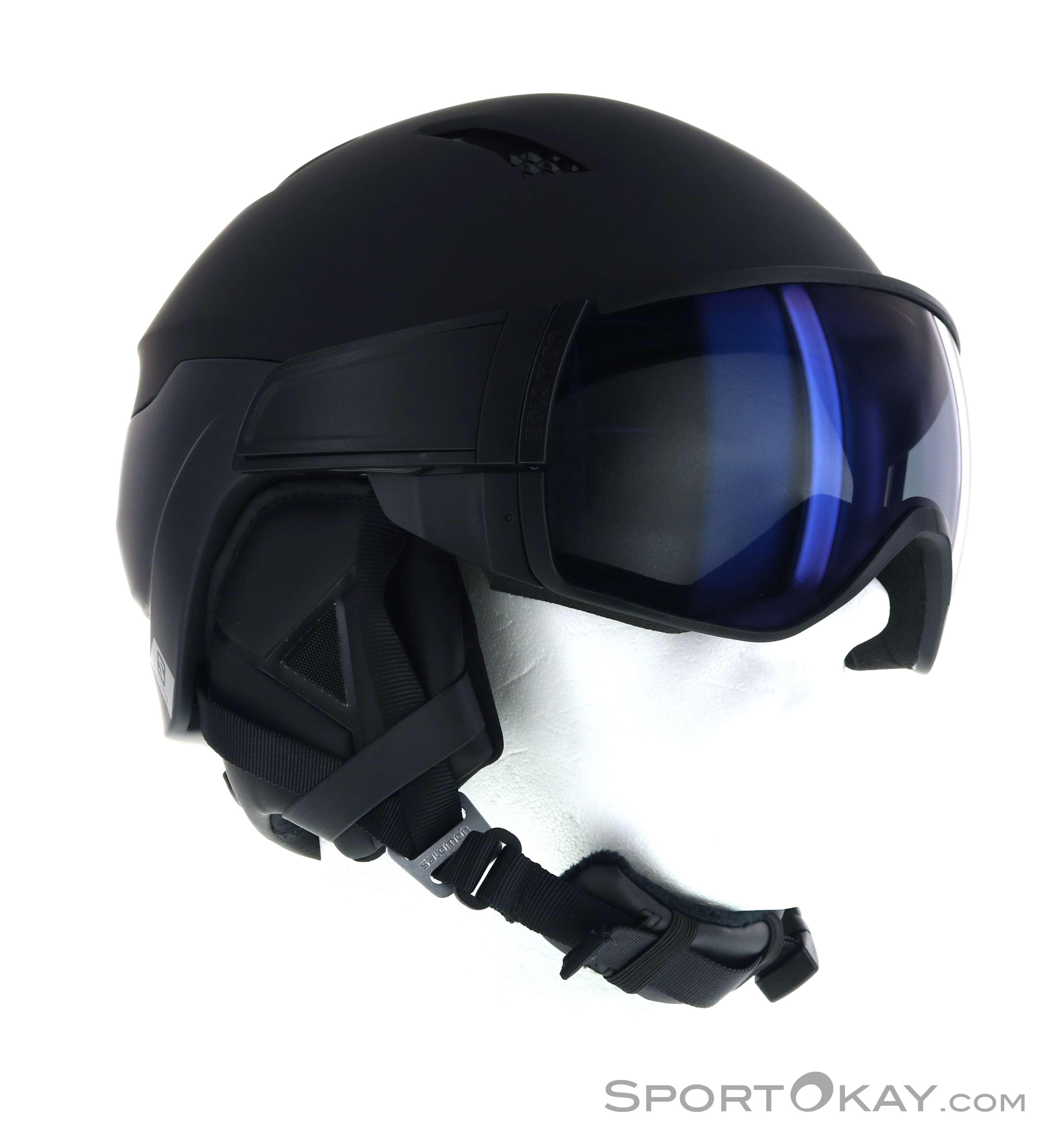 Salomon Driver S Ski Helmet Ski Helmets Ski Helmets ZfMQP