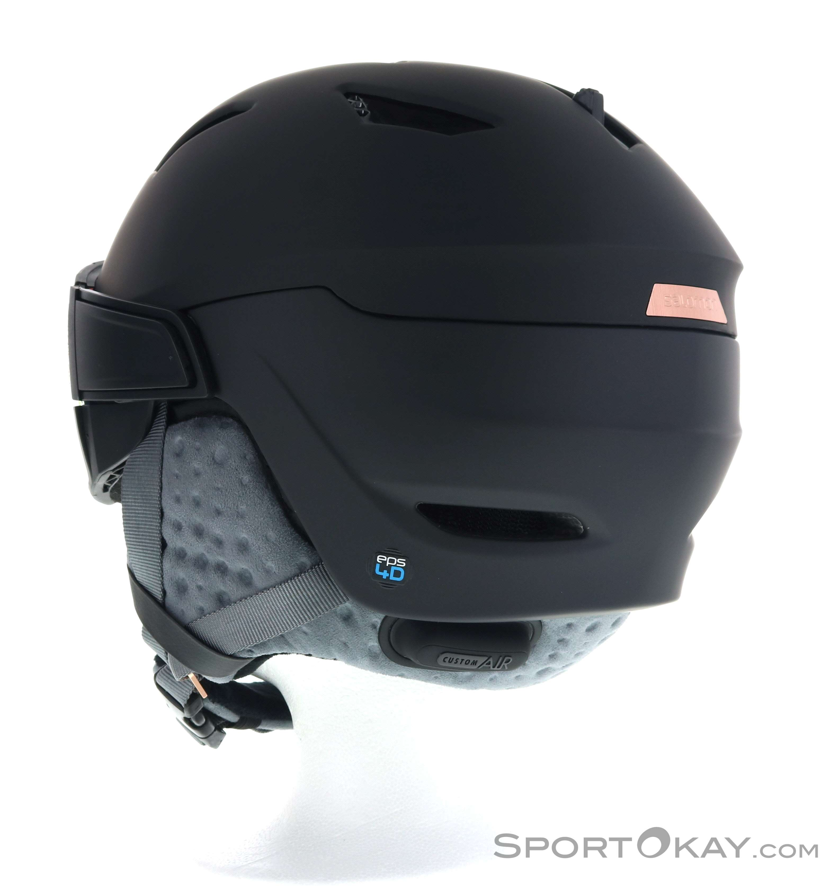 Salomon Salomon Mirage+ Photo Womens Ski Helmet