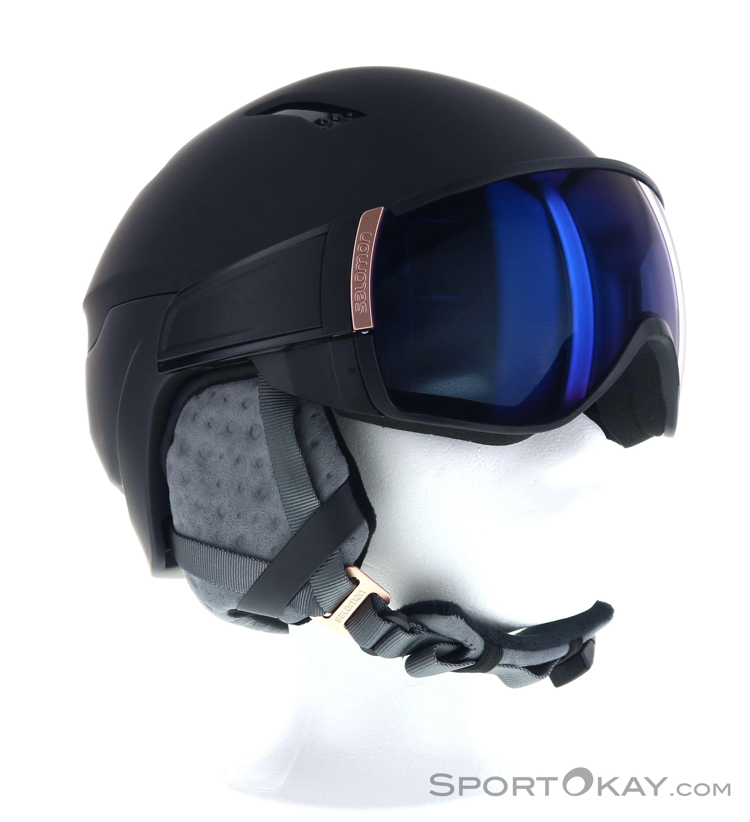 Parpadeo Percibir Celo  Salomon Mirage Womens Ski Helmet - Ski Helmets - Ski Helmets & Accessory -  Ski & Freeride - All