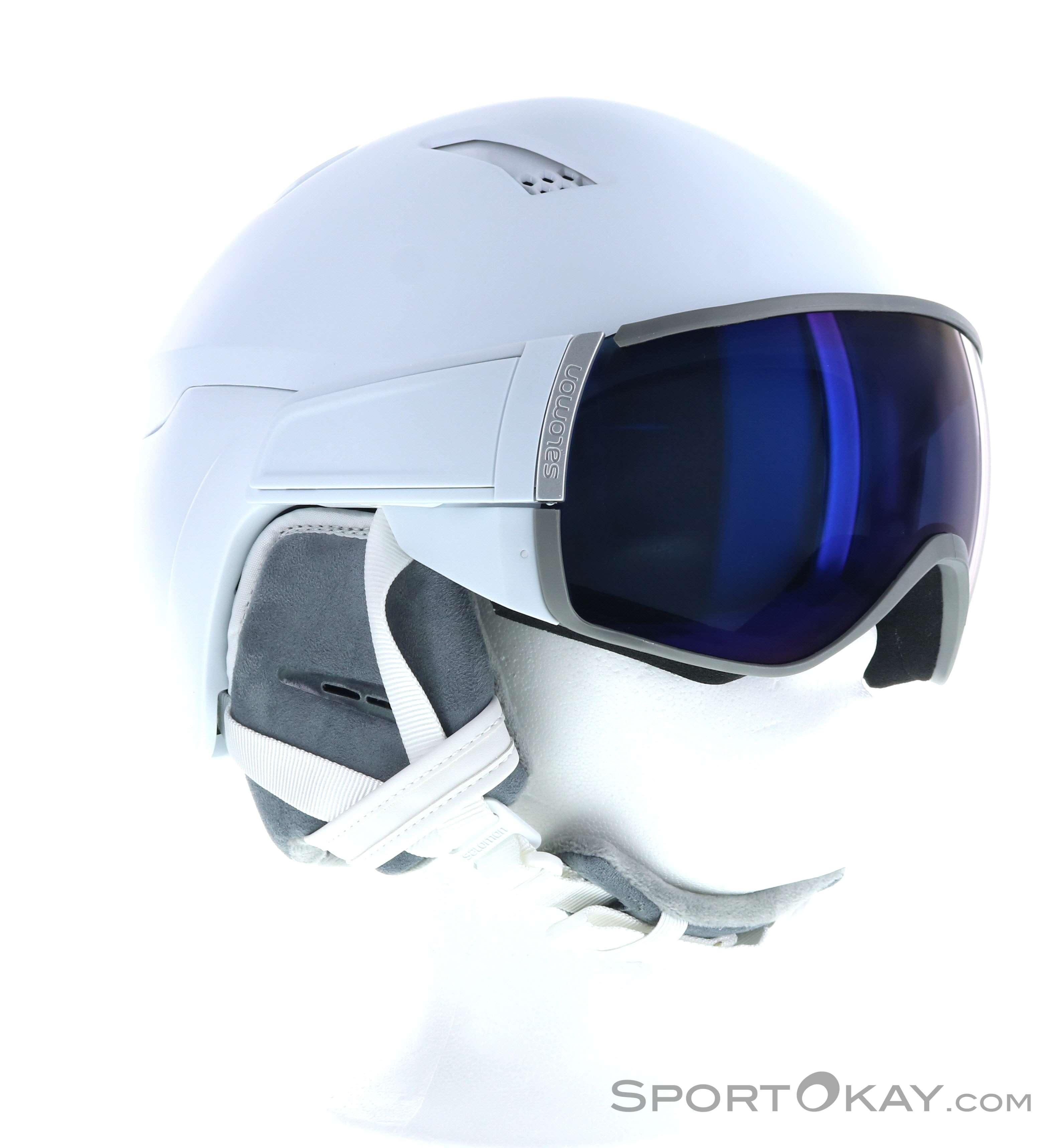 Salomon Salomon Mirage Womens Ski Helmet