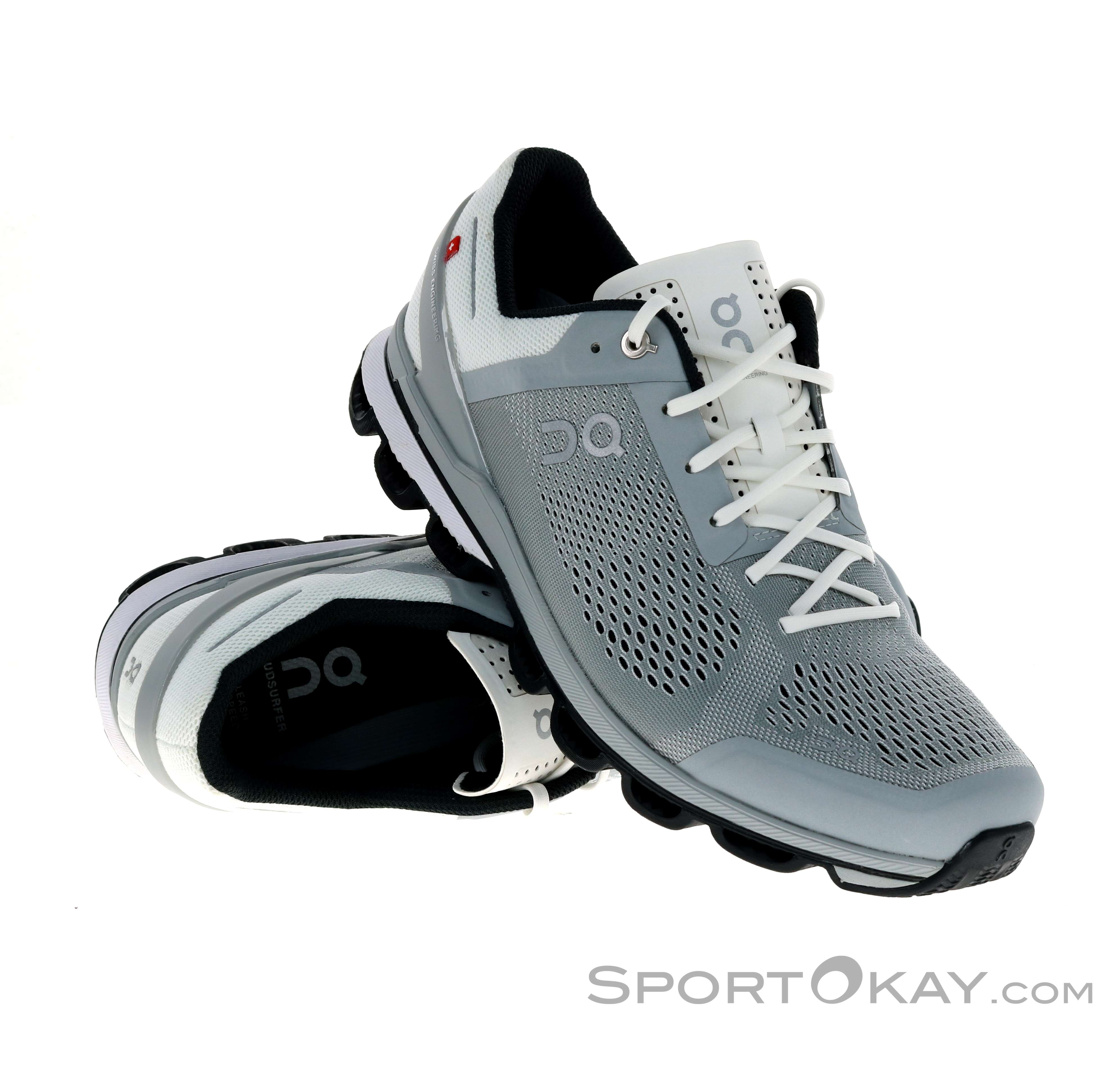 On Cloudsurfer Mens Running Shoes - All