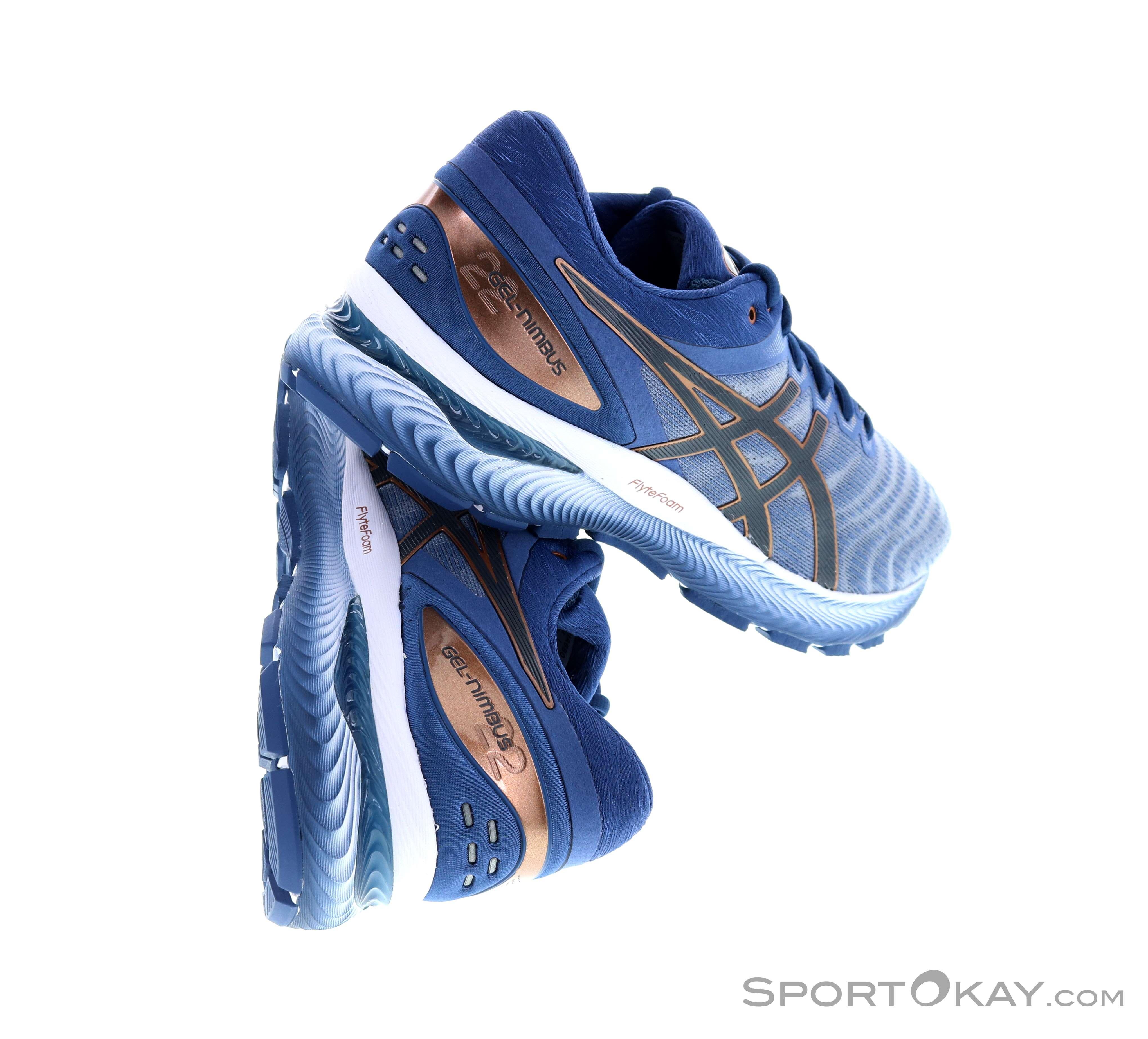 scarpe asics gel nimbus 22