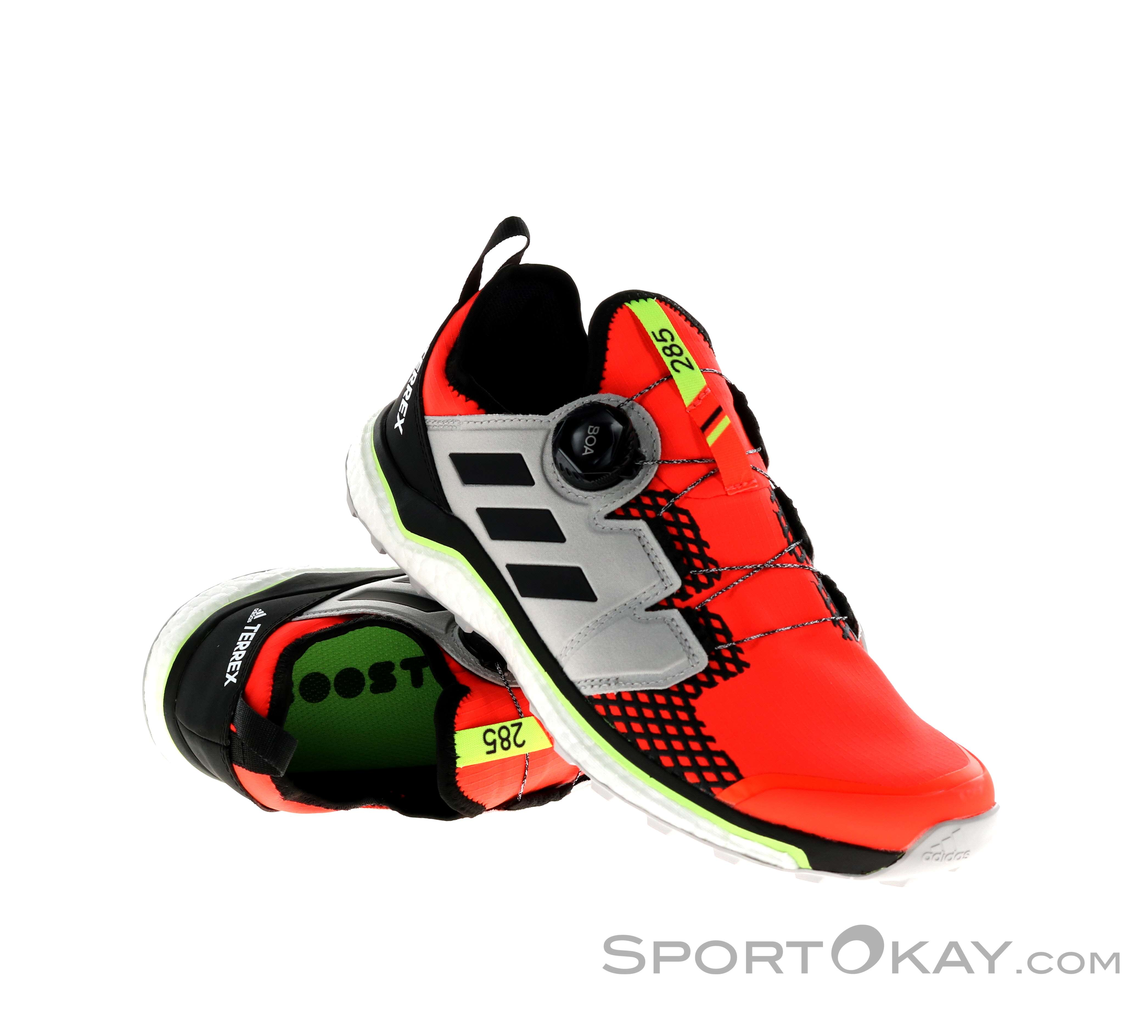 adidas Terrex Agravic Speed + Mens Trail Running Shoes