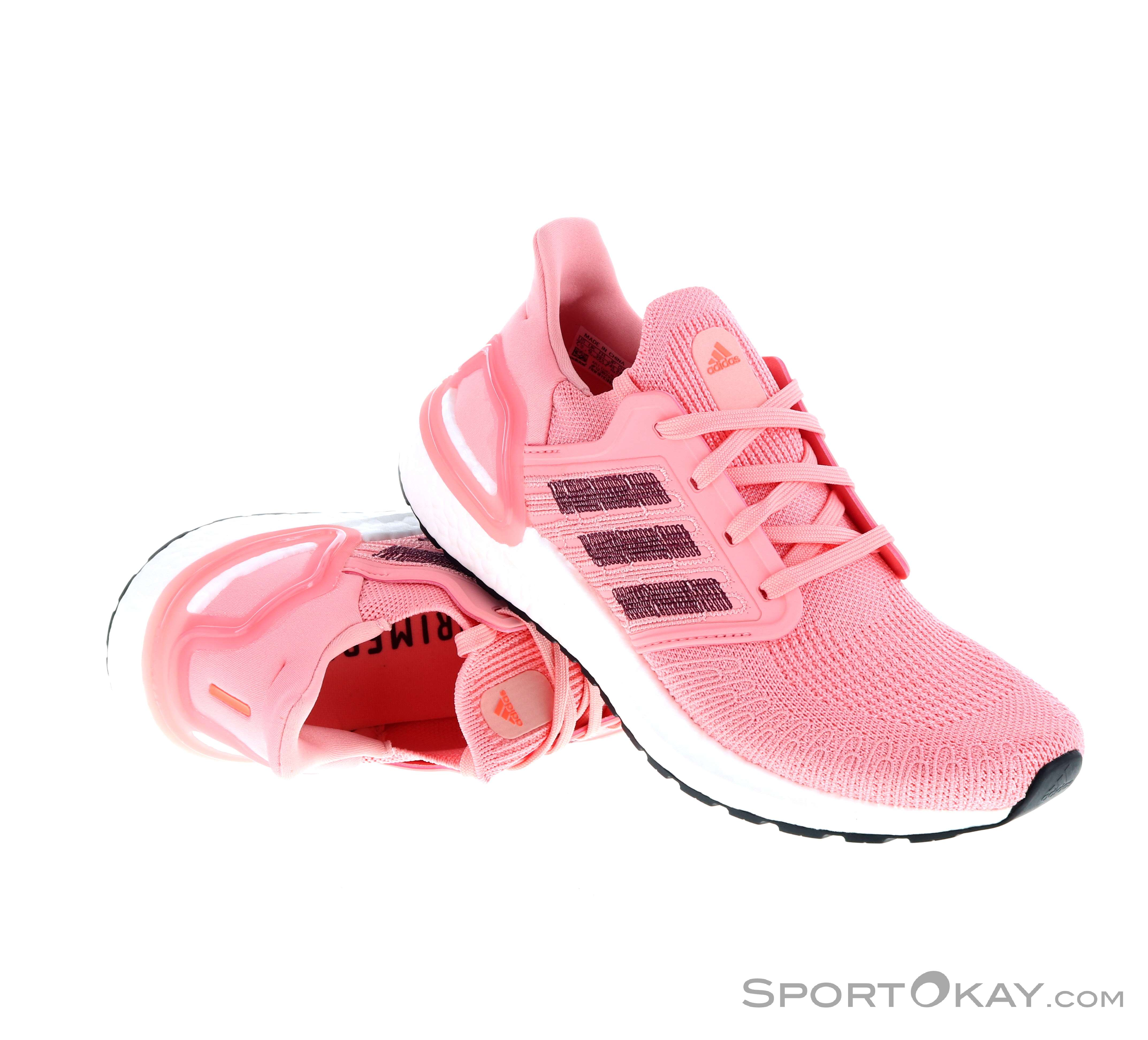 adidas Ultraboost 20 Womens Running Shoes - All-Round ...