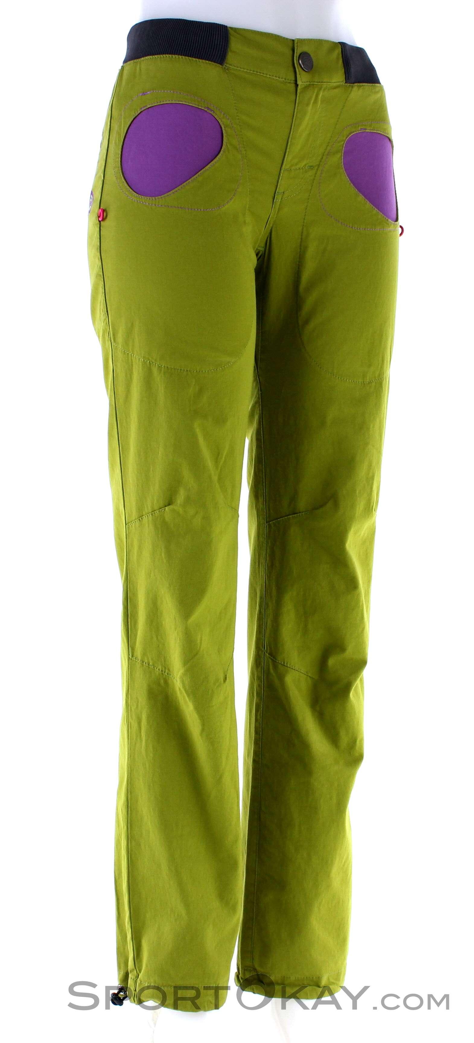 E9 Pantaloni Onda Story Donna Pantaloni da Arrampicata