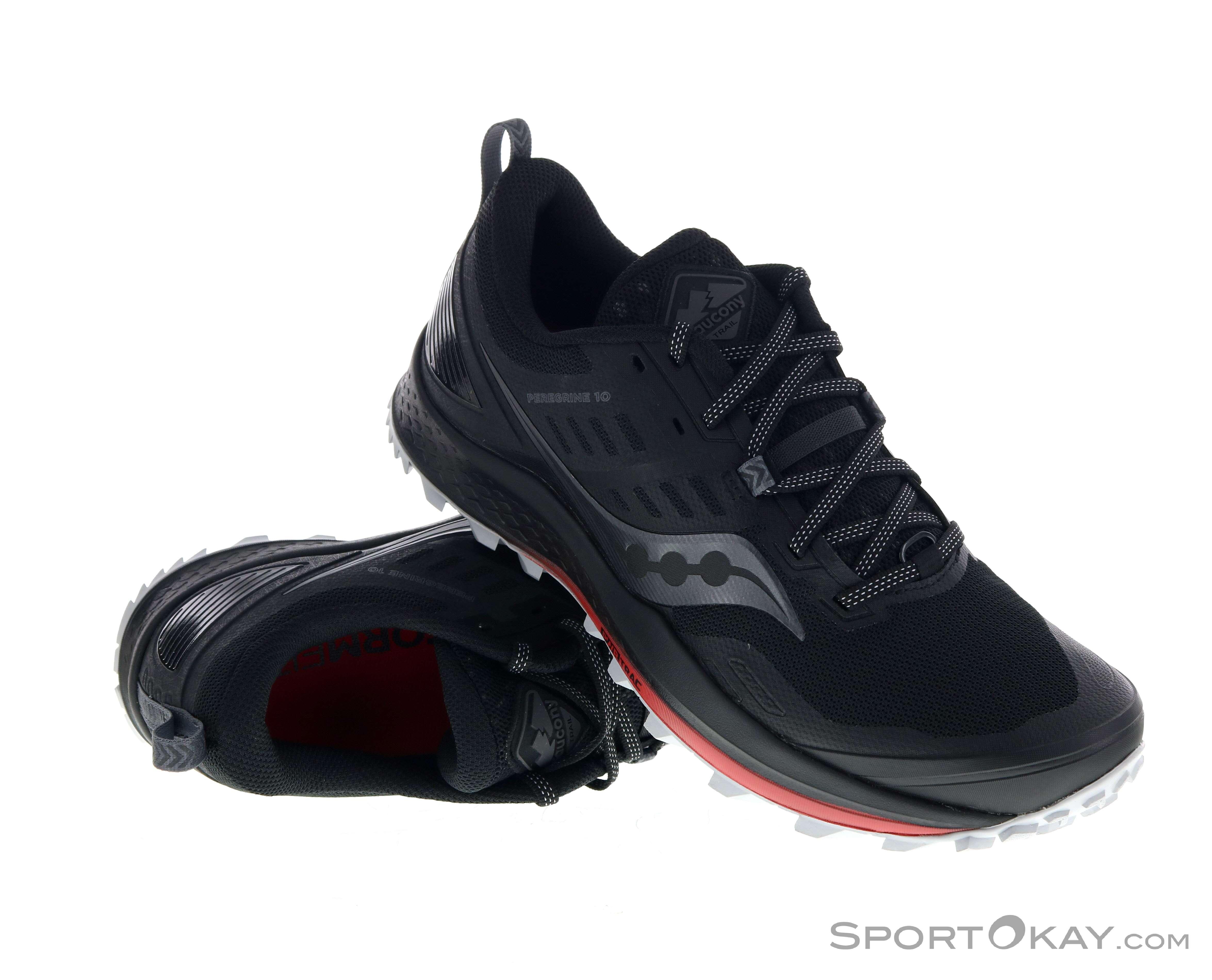 Saucony Peregrine 10 Mens Trail Running