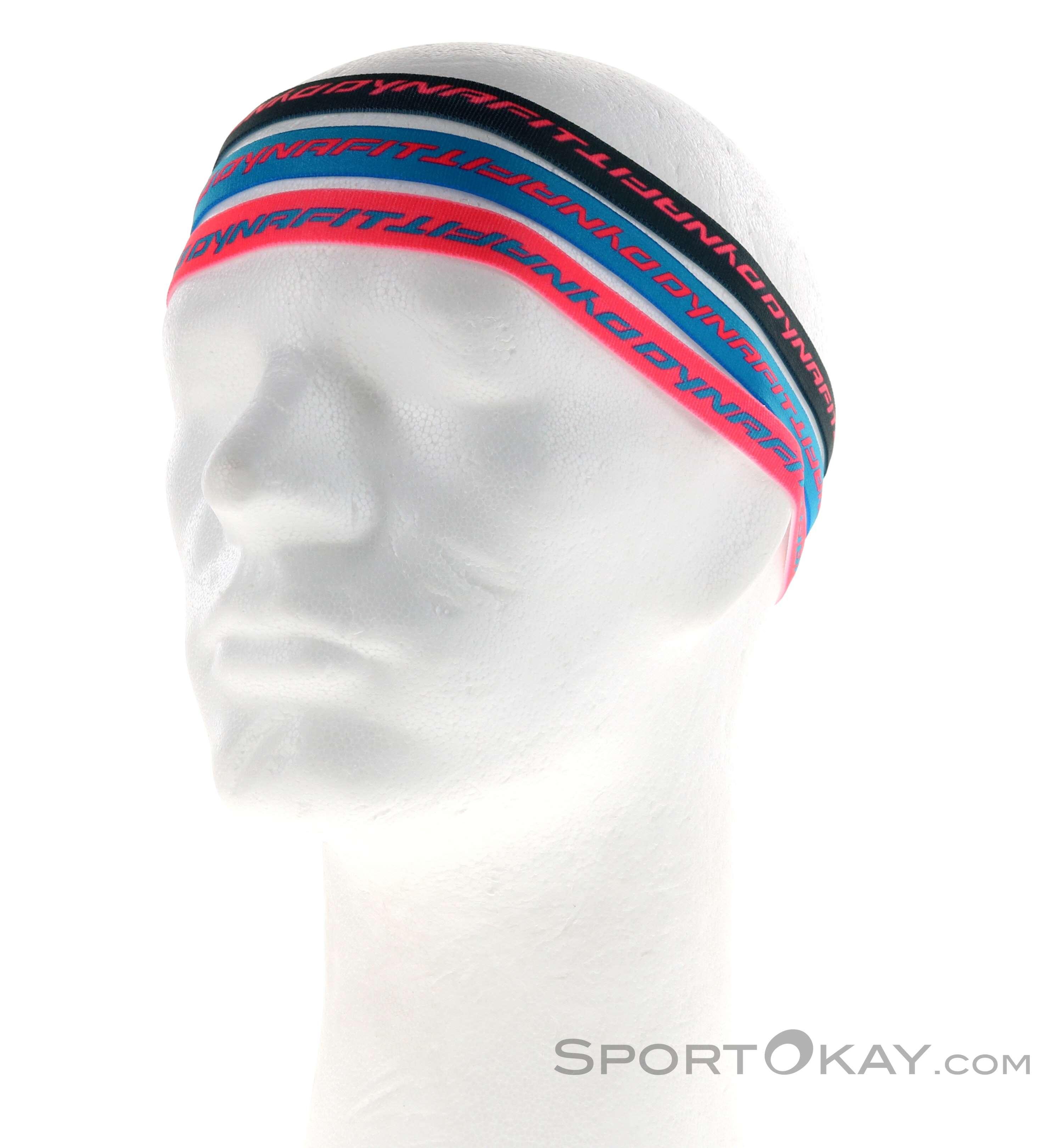 Dynafit Running 3 Stück headbands Caps & Headbands
