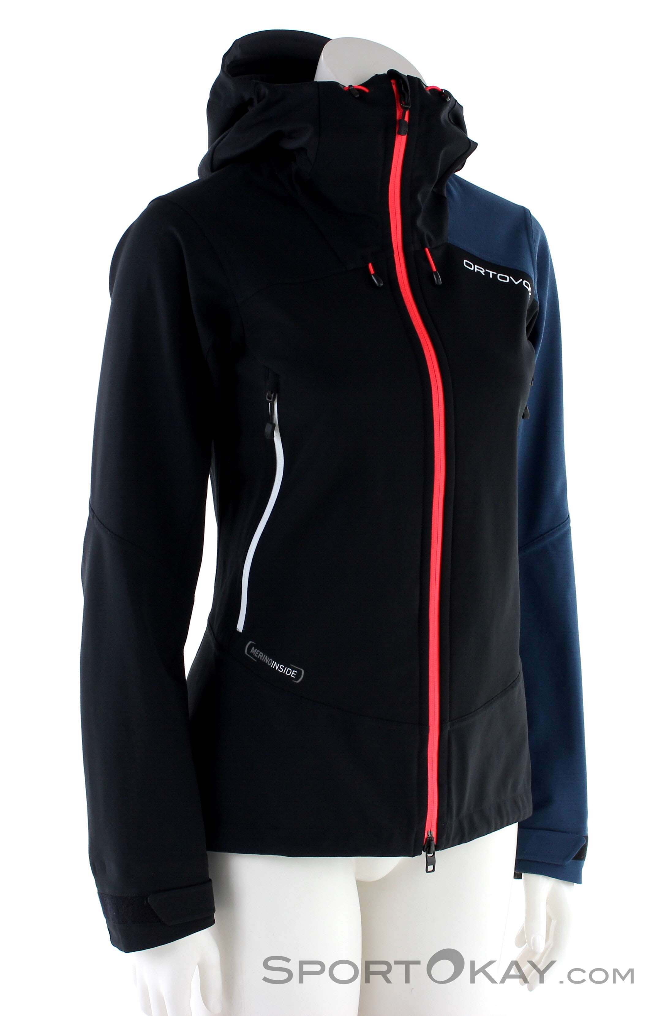 New Technicals Mens Speed Softshell Jacket Outdoor Clothing