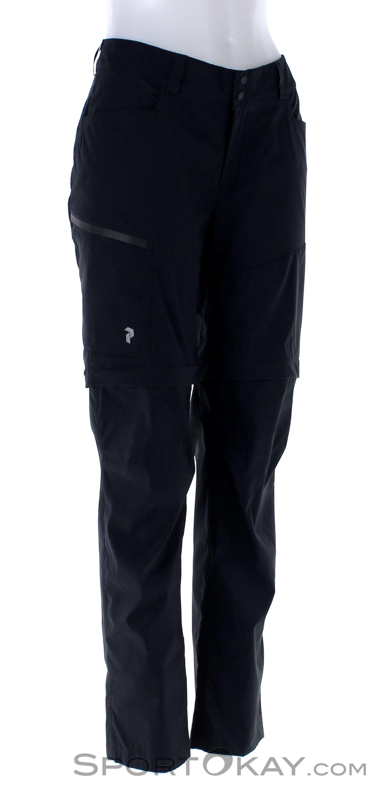 Peak Performance Iconiq Zip Off Pants Womens Outdoor Pants Pants Outdoor Clothing Outdoor All