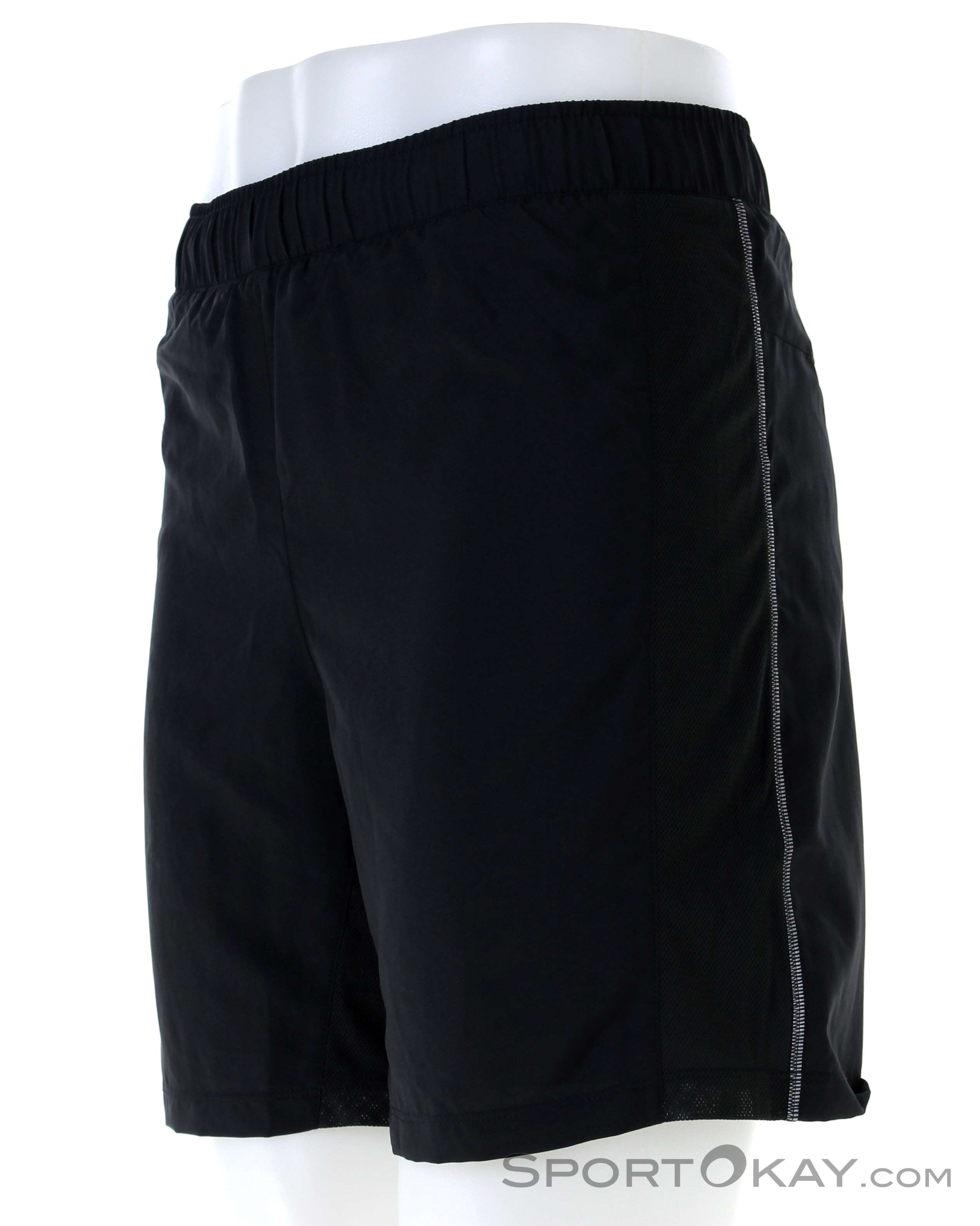 Salomon Agile 2in1 Mens Running Shorts Pants Fitness