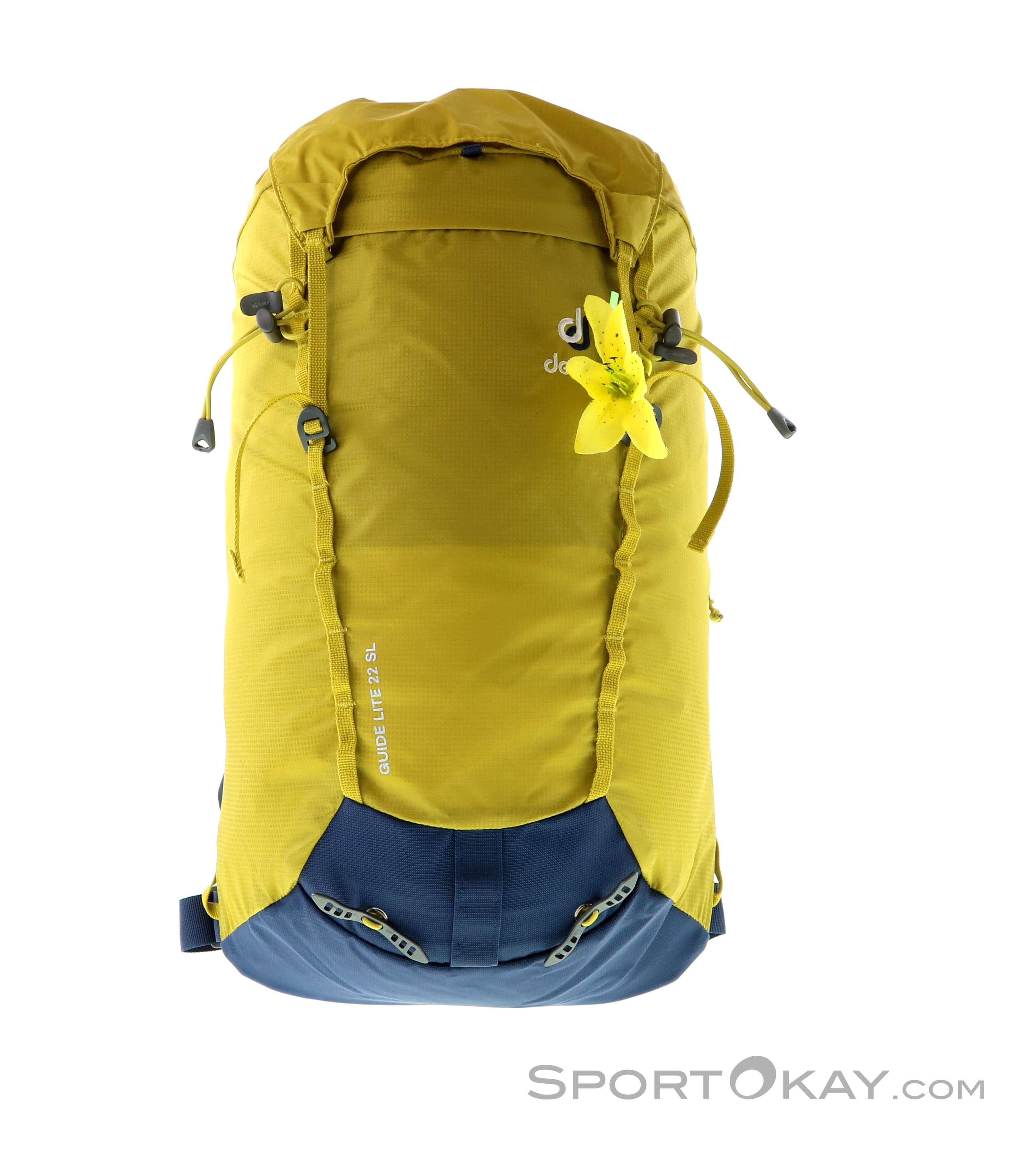 Deuter Guide Lite señoraseñores mochila skirucksack wanderruscksack trekking
