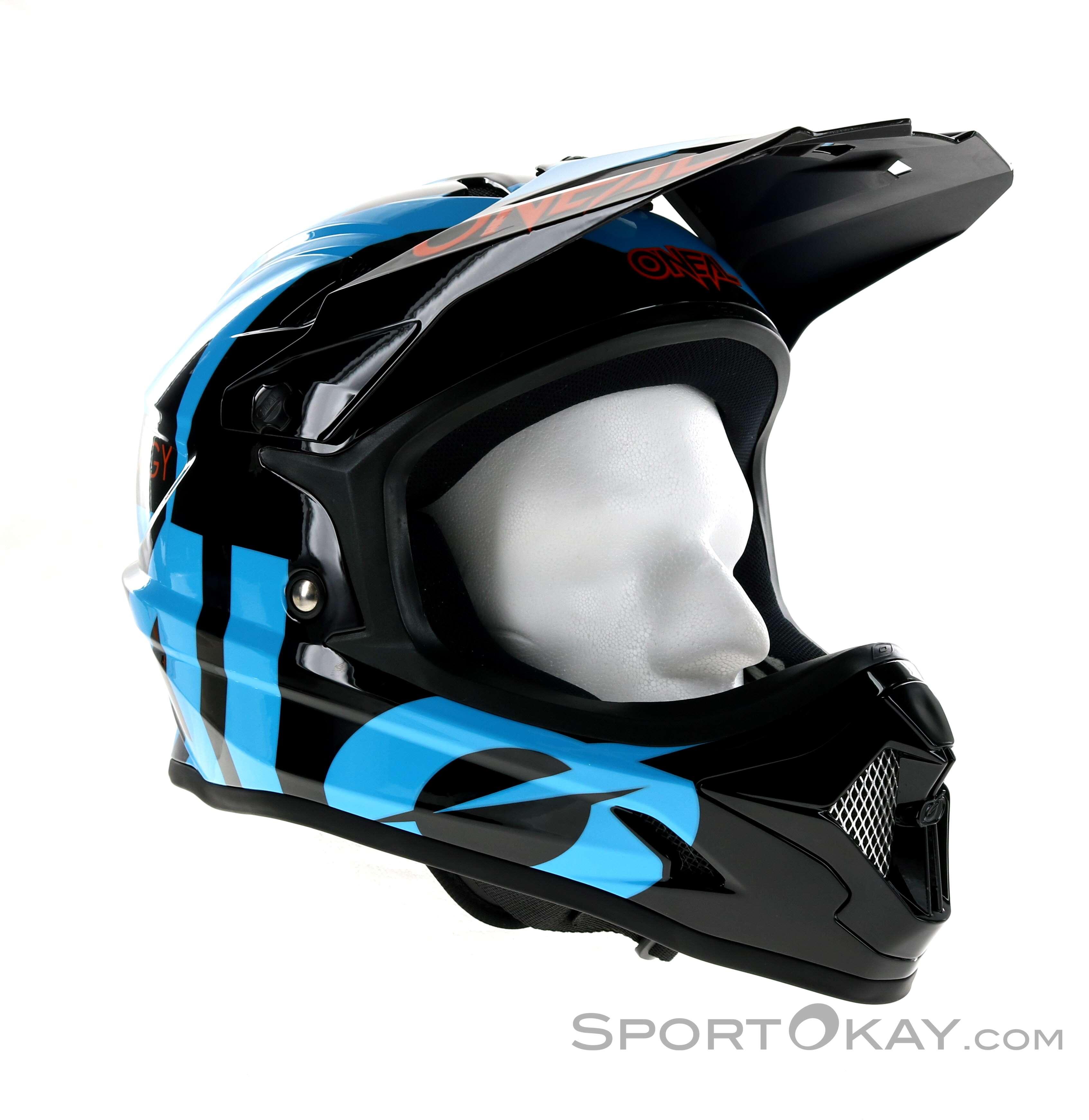 Oneal Oneal Backflip Slick Downhill Helmet