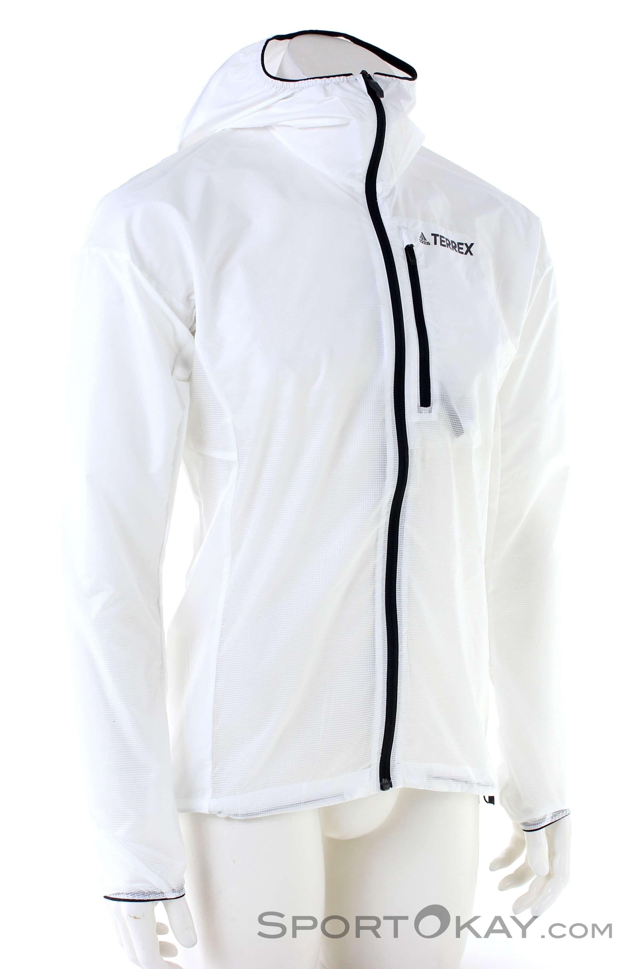 adidas Terrex adidas Terrex Agravic Windweave Mens Outdoor Jacket