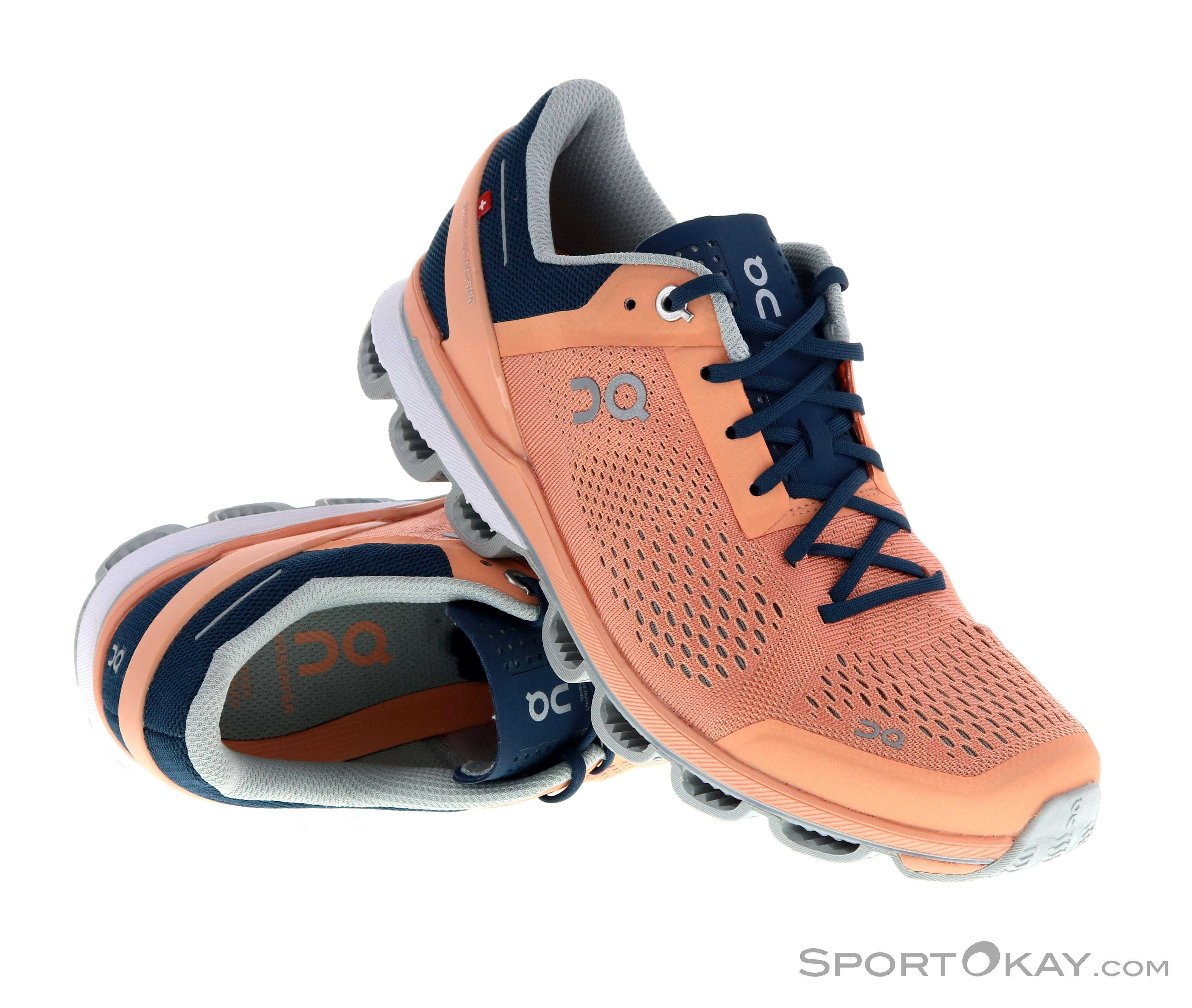 On Cloudsurfer Womens Running Shoes Running Shoes