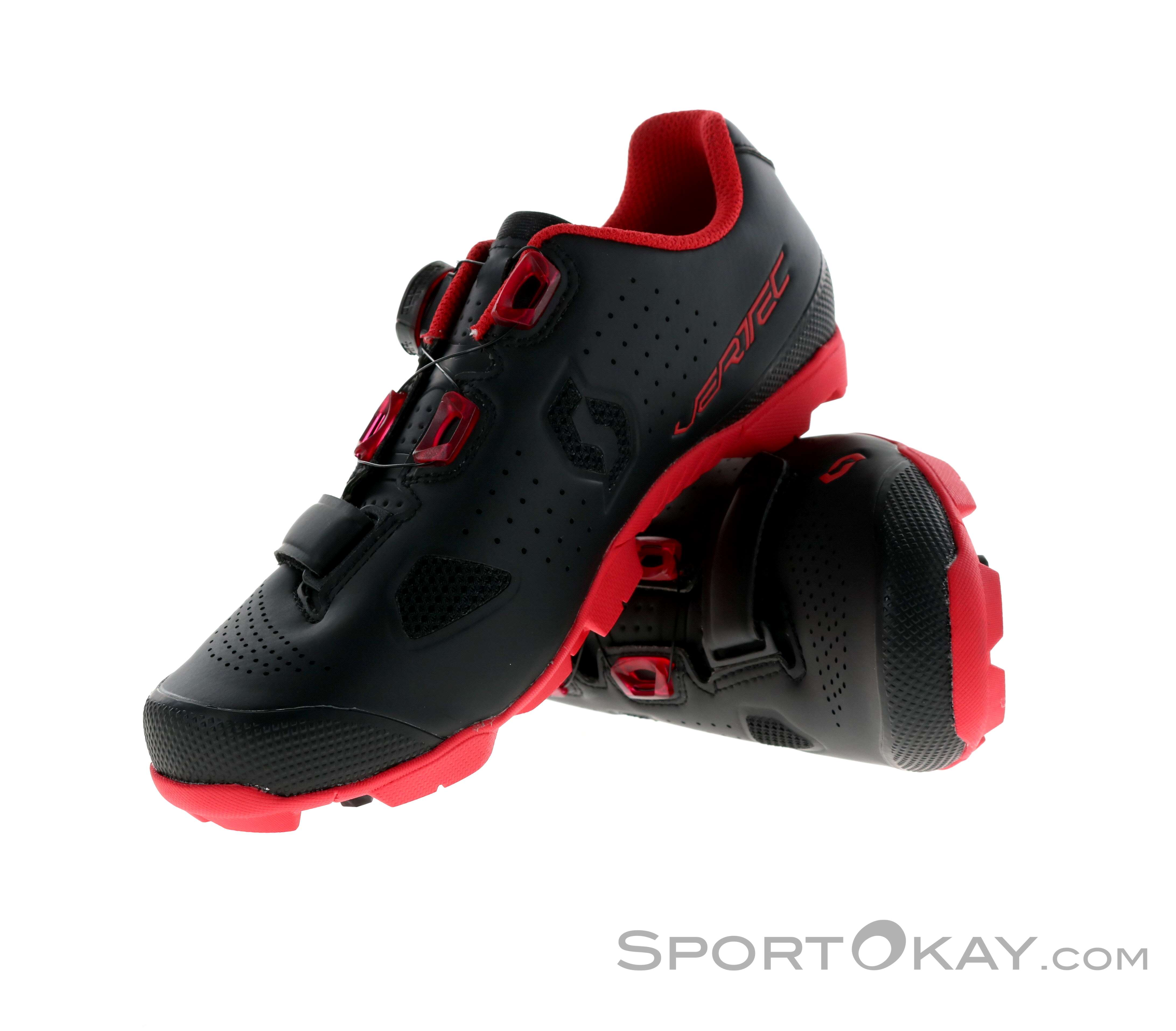 Scott MTB Vertec Boa Womens Biking Shoes Mountain Bike