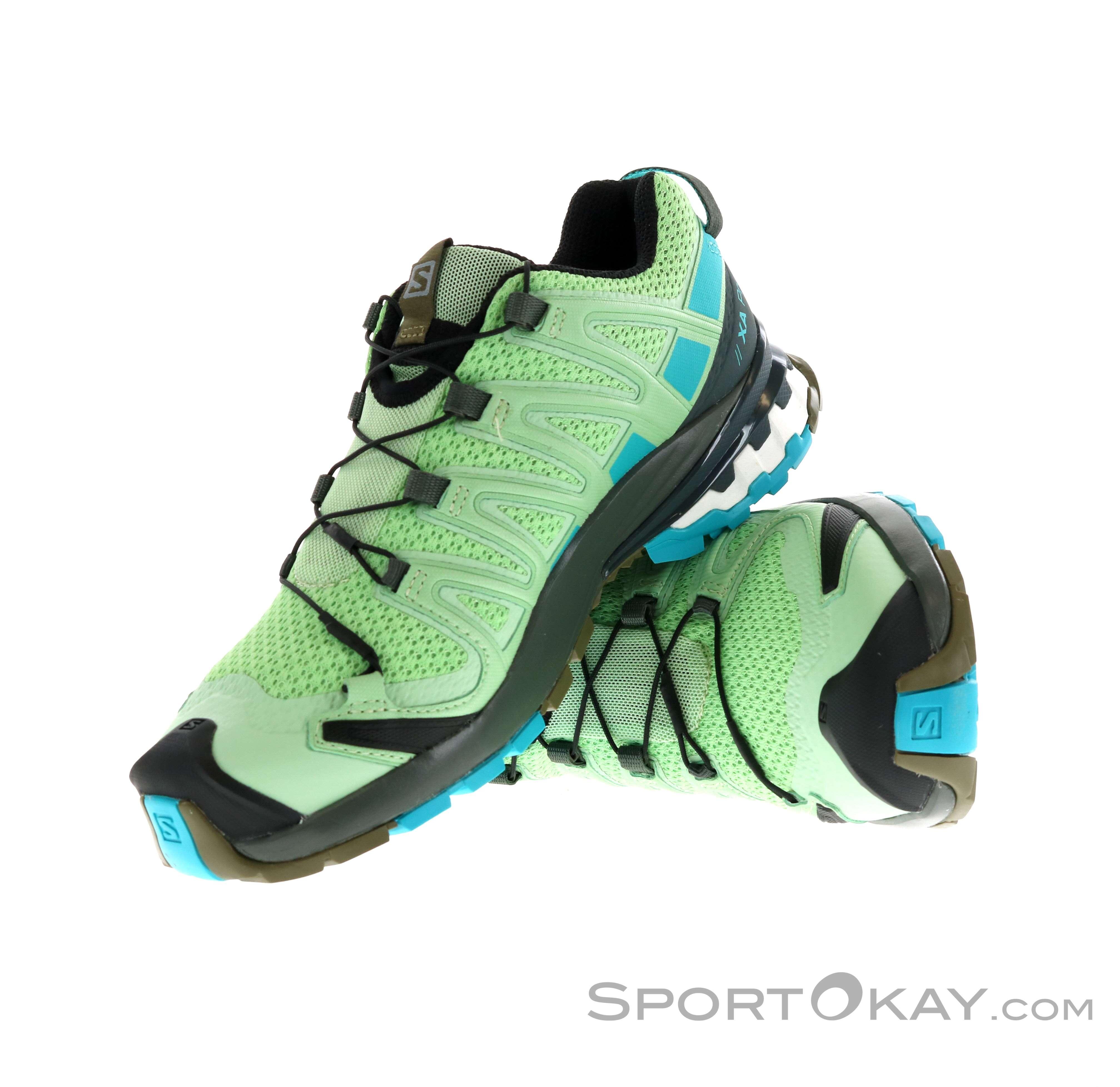 Salomon XA Pro 3D V8 Womens Trail Running Shoes Trail 9qxxj