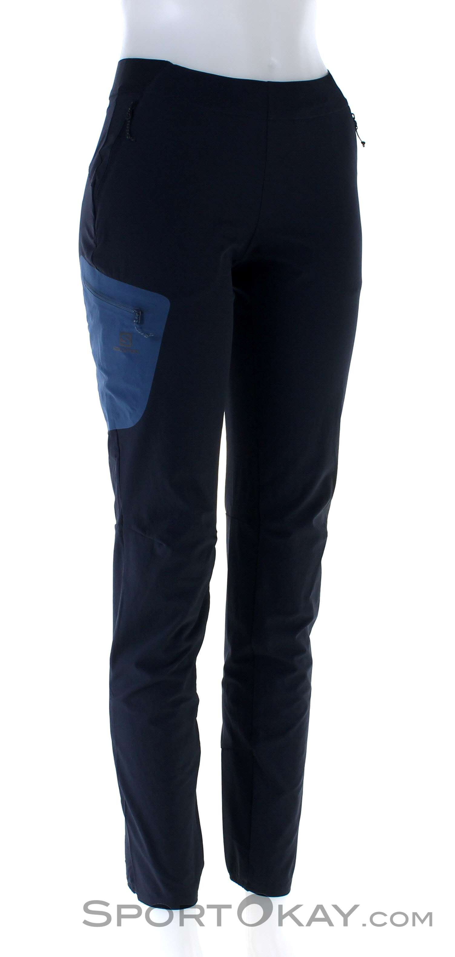 Salomon Wayfarer Alpine Pant Womens Outdoor Pants Pants NwmMR