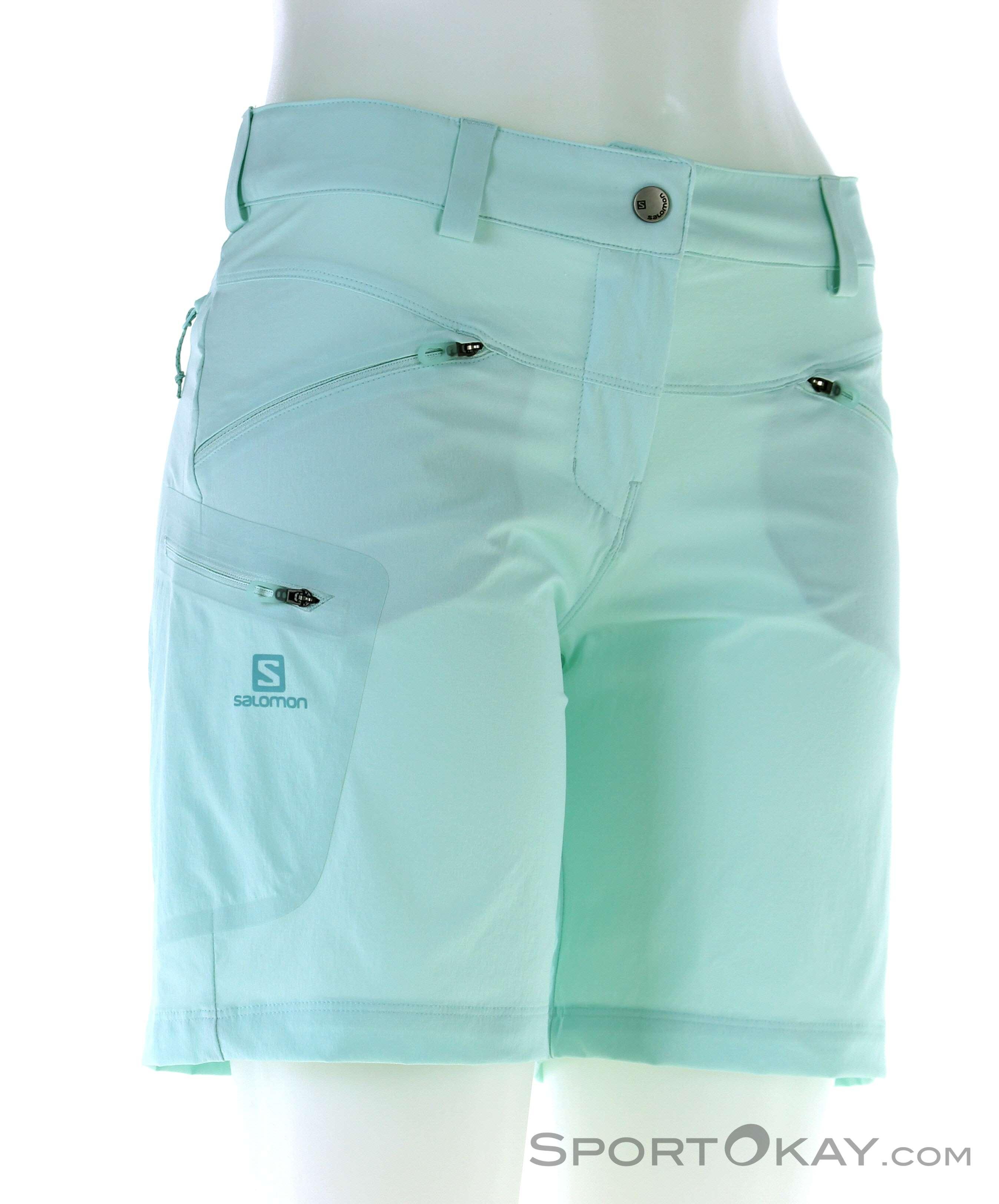 Salomon Wayfarer Capri Shorts Women's | Free EU Delivery