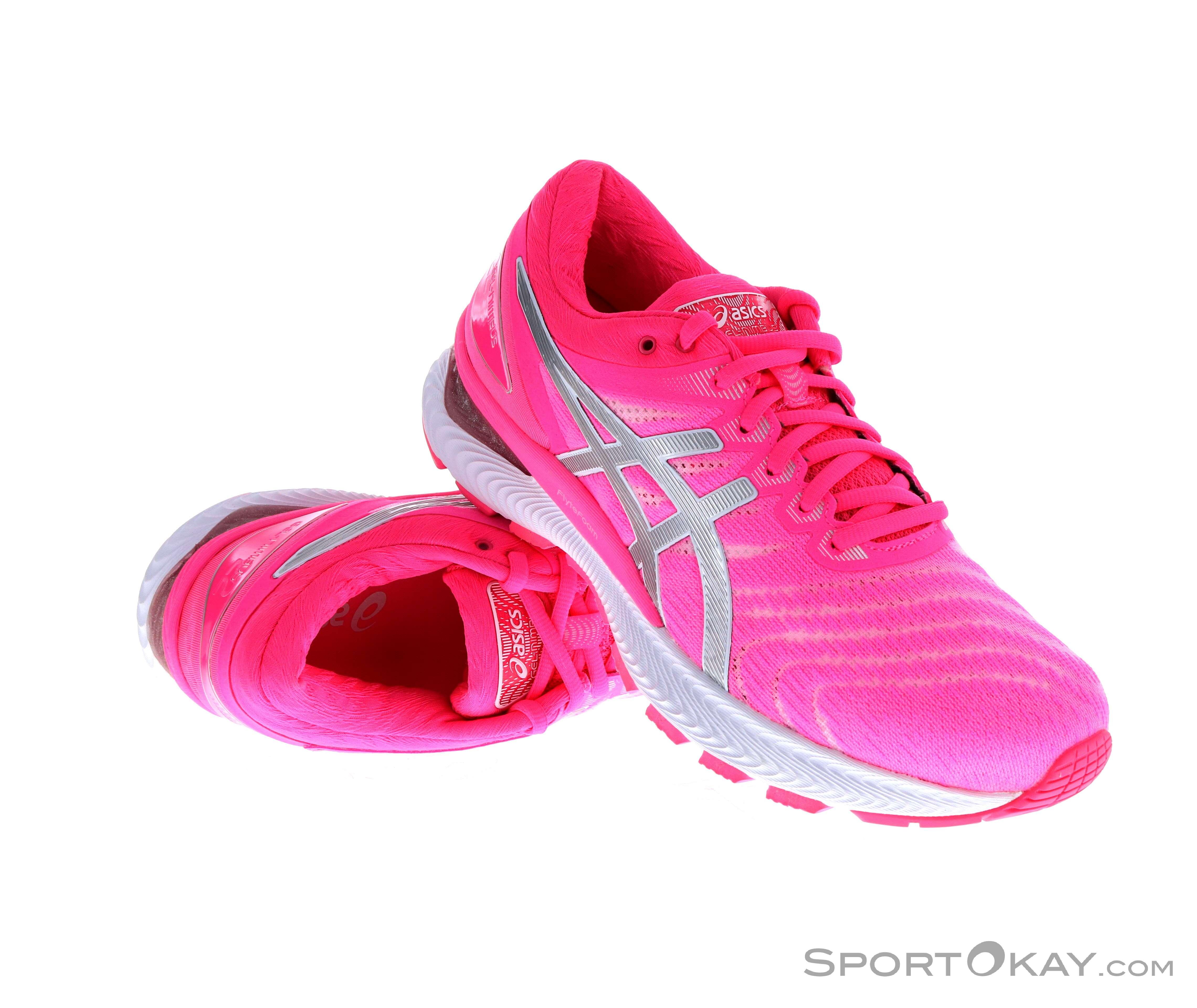 Asics Gel Nimbus 22 Damen Laufschuhe Allroundlaufschuhe