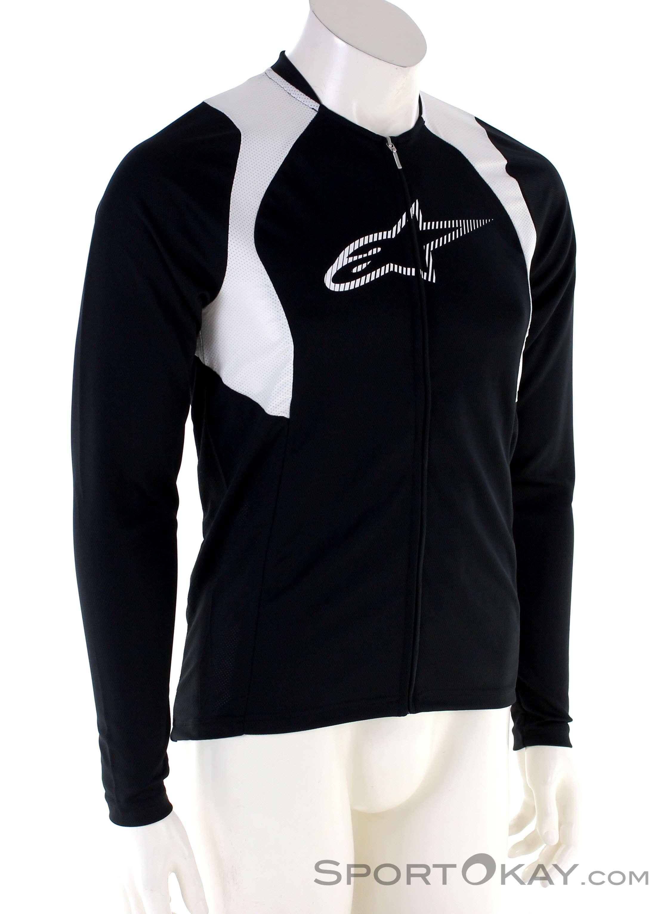 M S Alpinestars Womens Stella Drop 2 Long Sleeve Jersey XS L XL