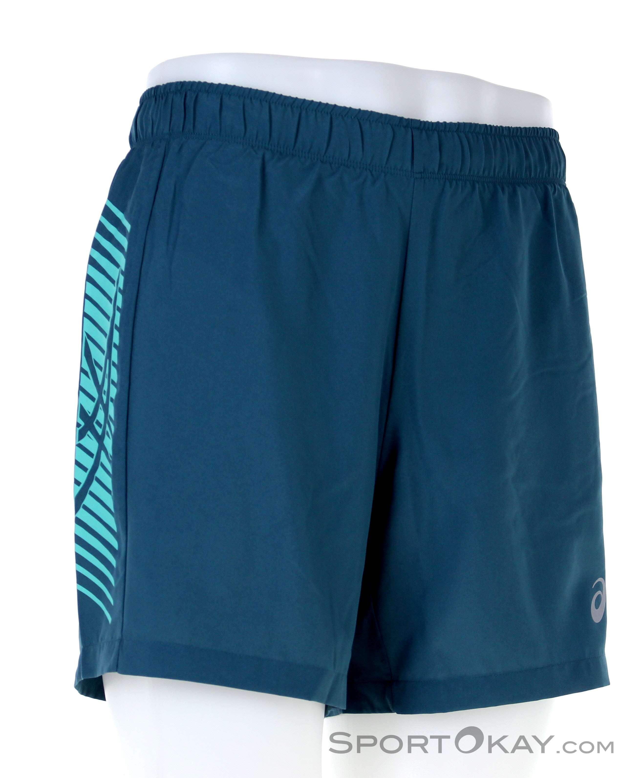 Asics Asics Icon 7IN Mens Running Shorts