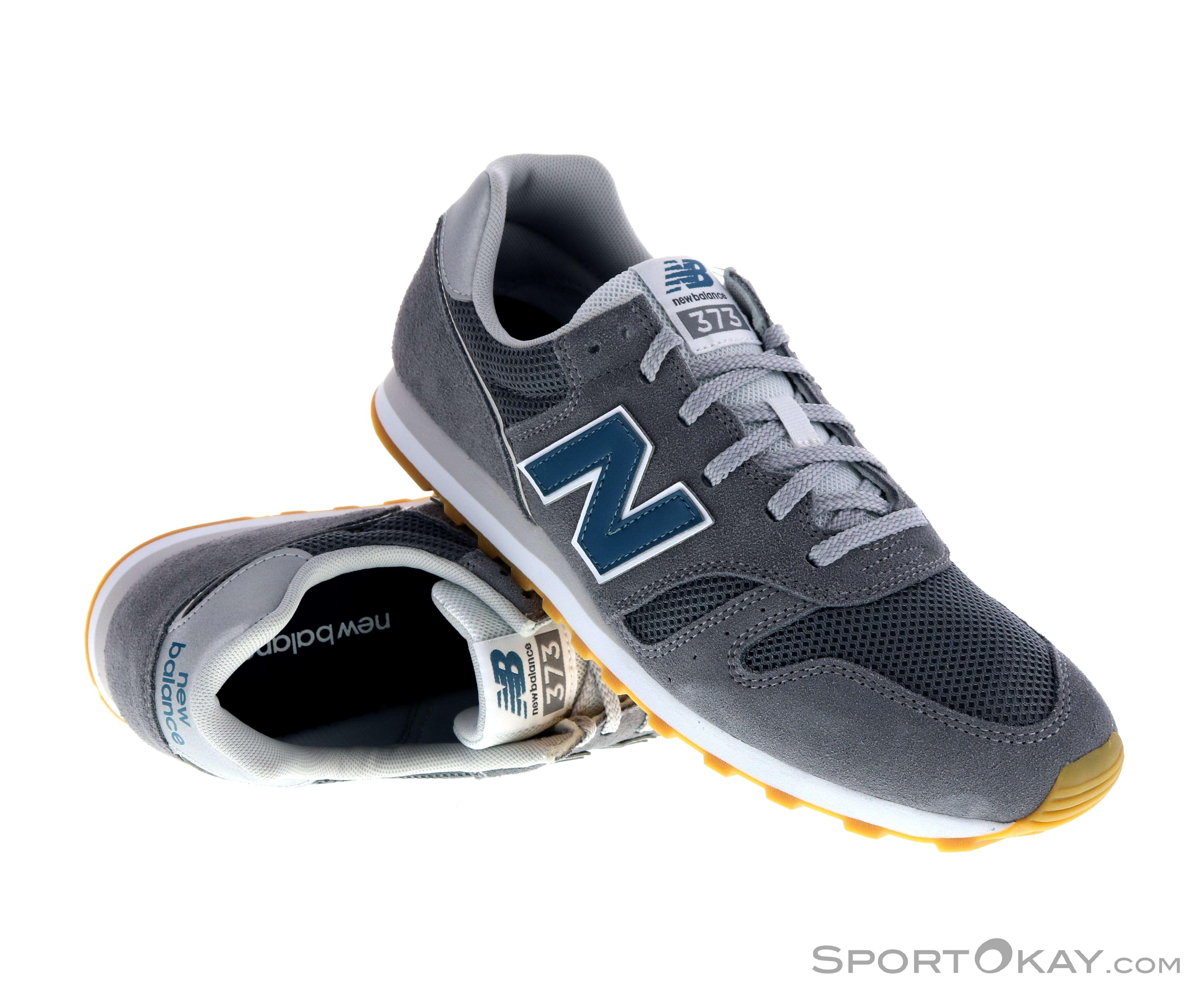 New Balance 373 Mens Leisure Shoes - Leisure Shoes - Shoes & Poles ...