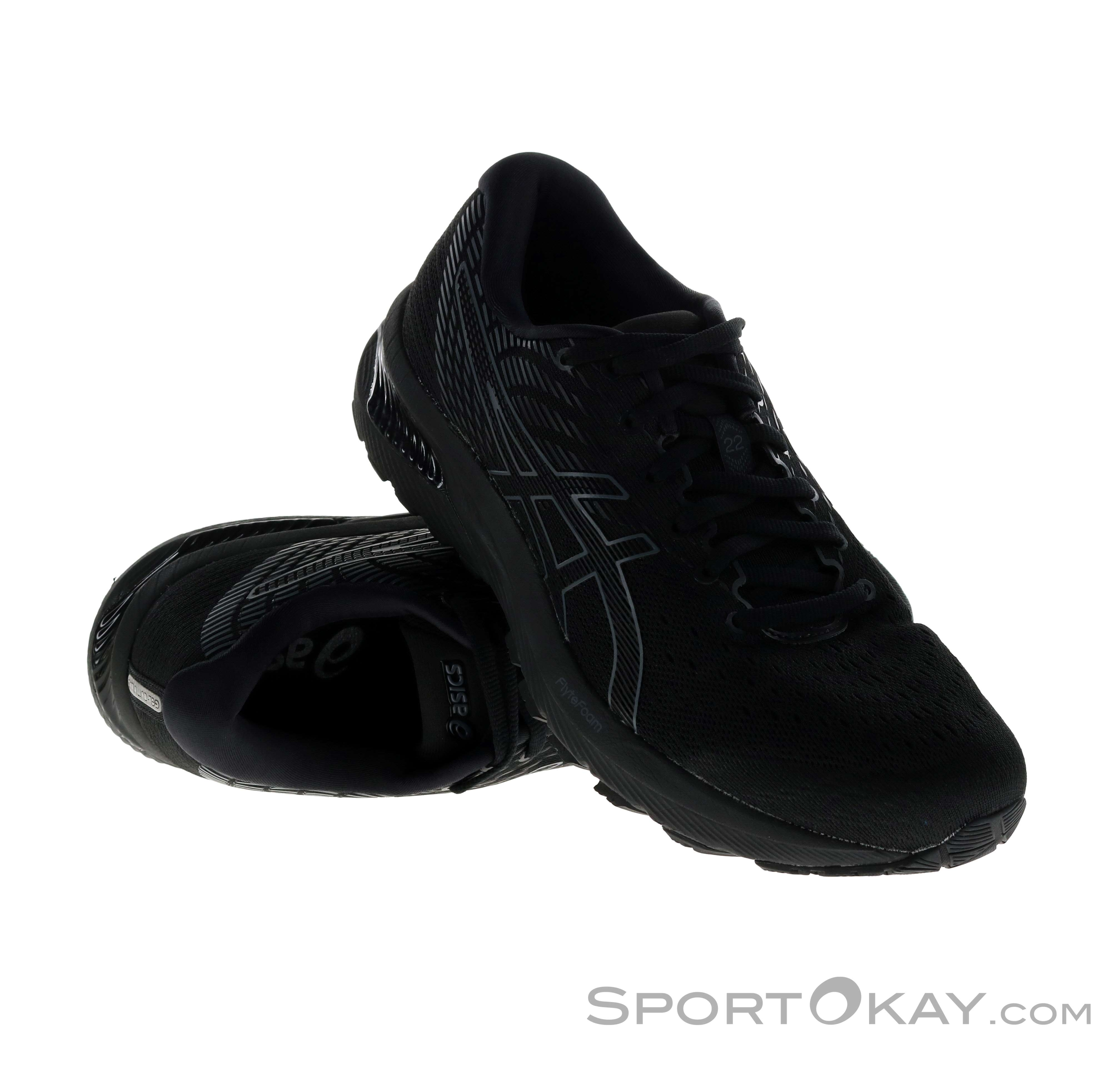 Asics Gel Cumulus 22 Mens Running Shoes - Running Shoes - Running ...