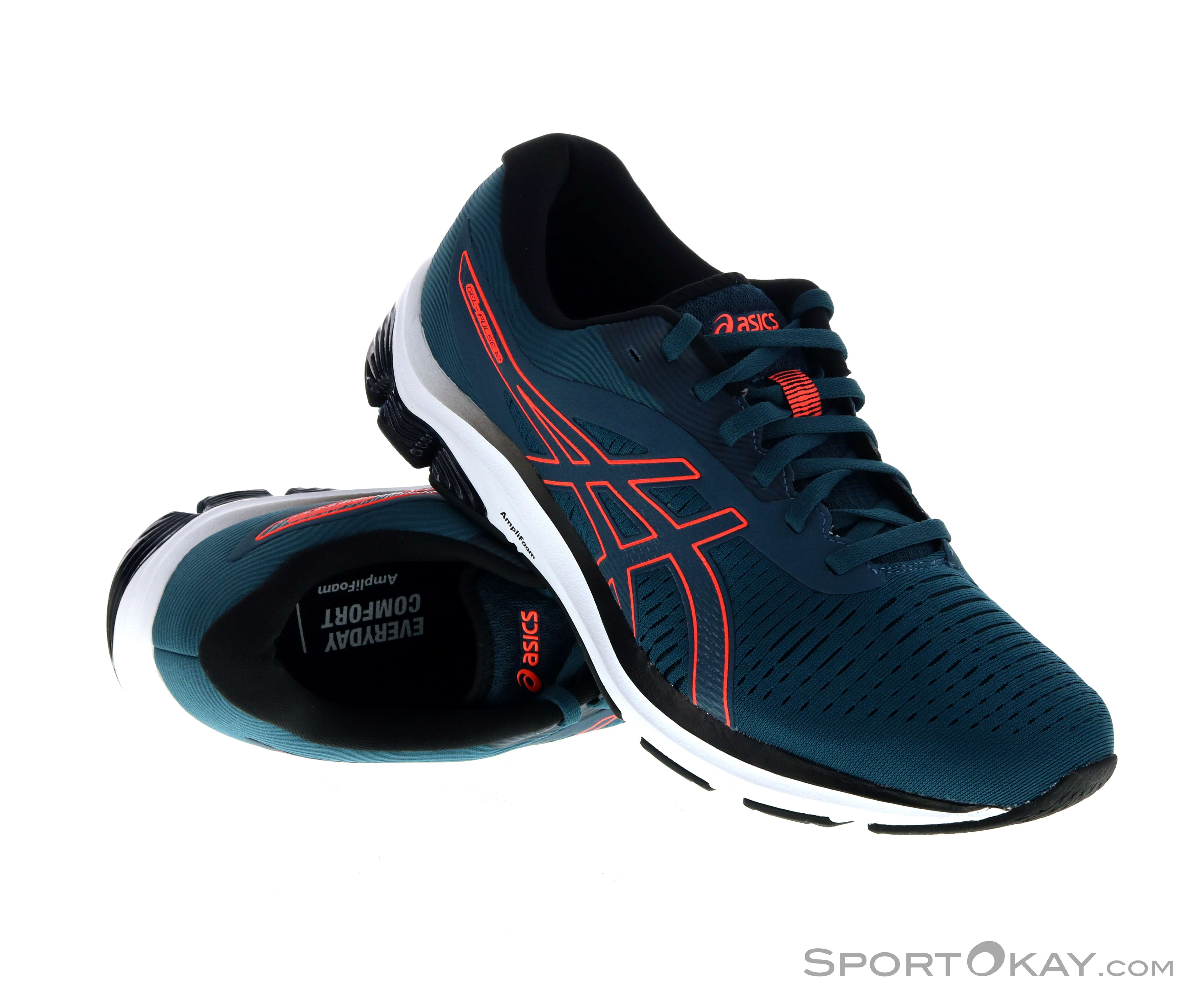 Asics Asics Gel-Pulse 12 Mens Running Shoes