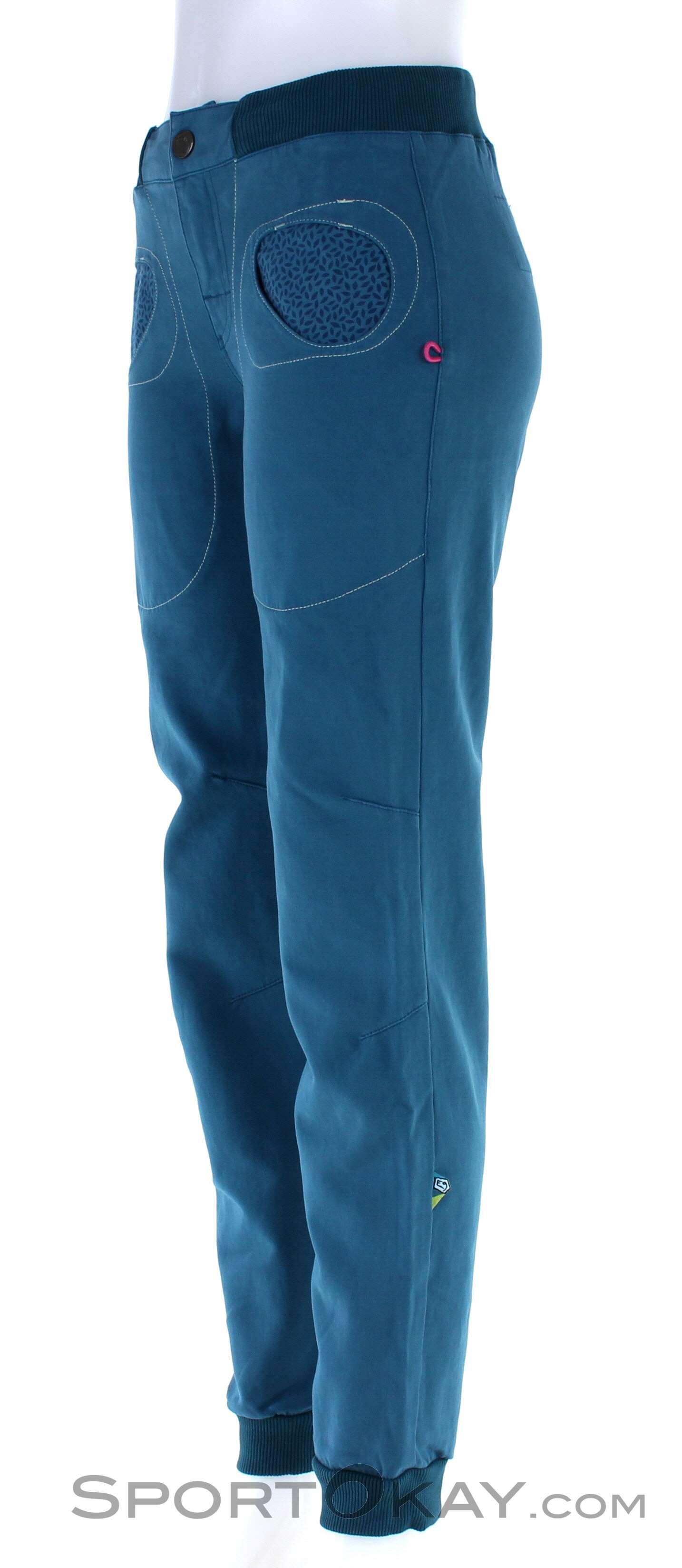 E9 Pantaloni Slim Ondart Donna Pantaloni da Arrampicata