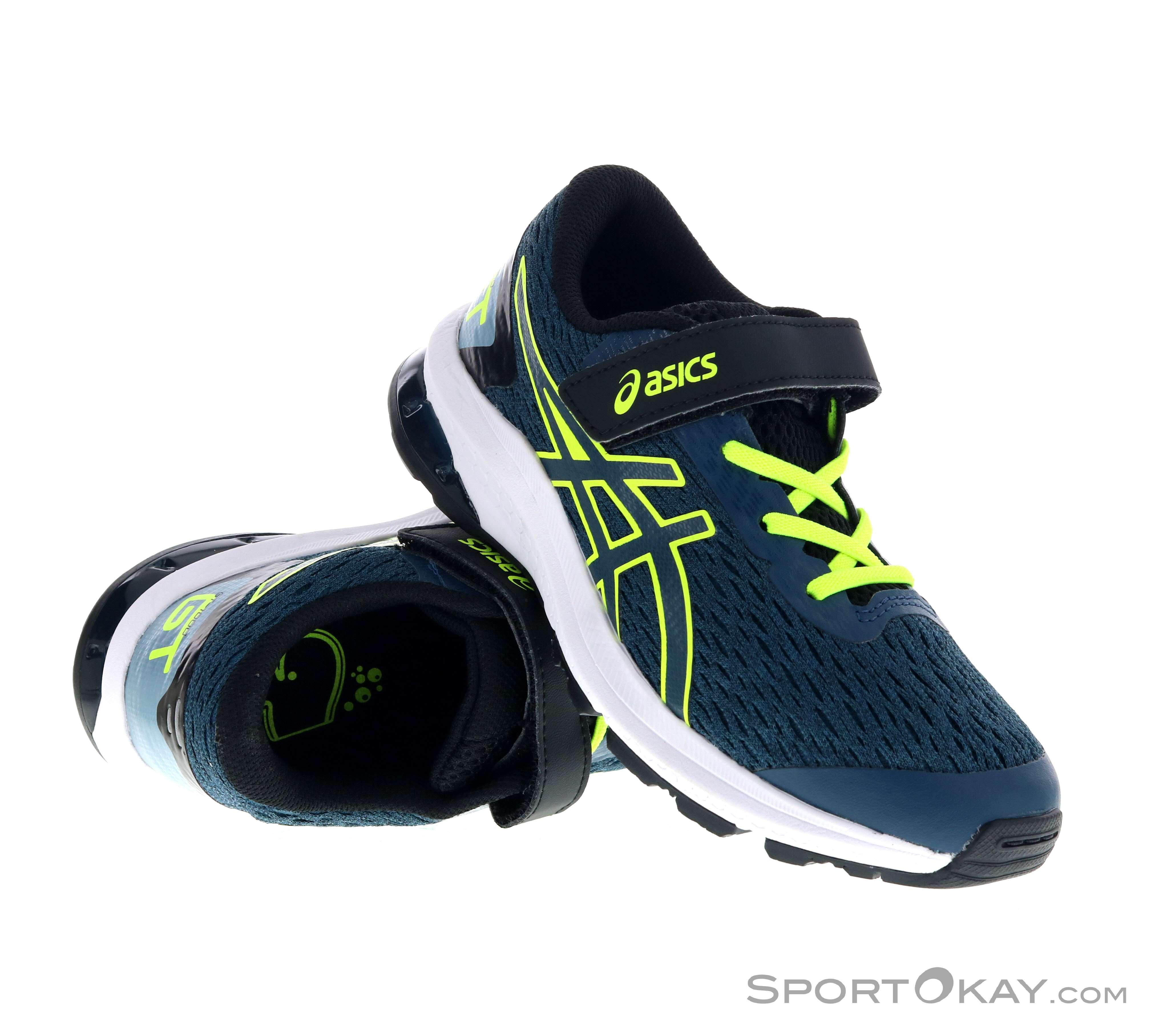 Asics GT-1000 9 PS Kids Running Shoes