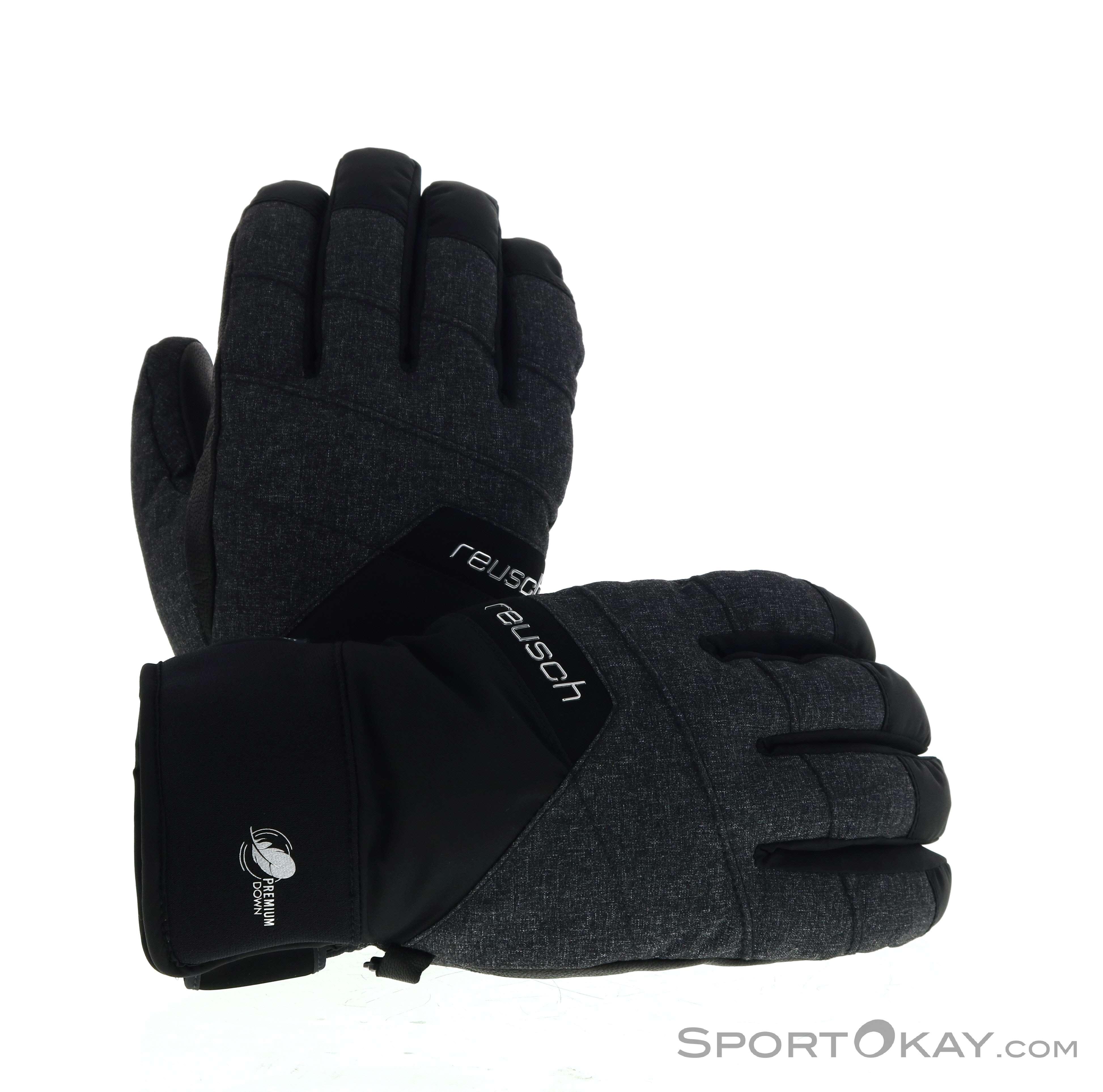Touch Herren Biker Handschuhe Ziener Daly As R