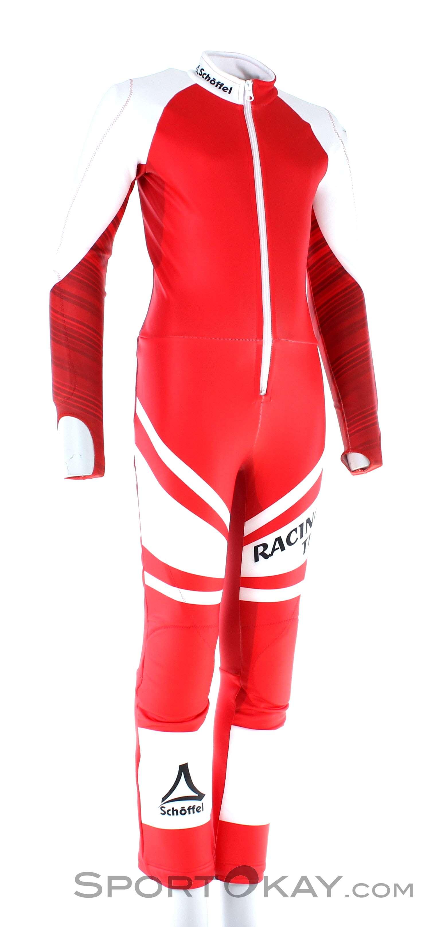 Schöffel Race Suit 2 RT Kinder ÖSV Rennanzug rot