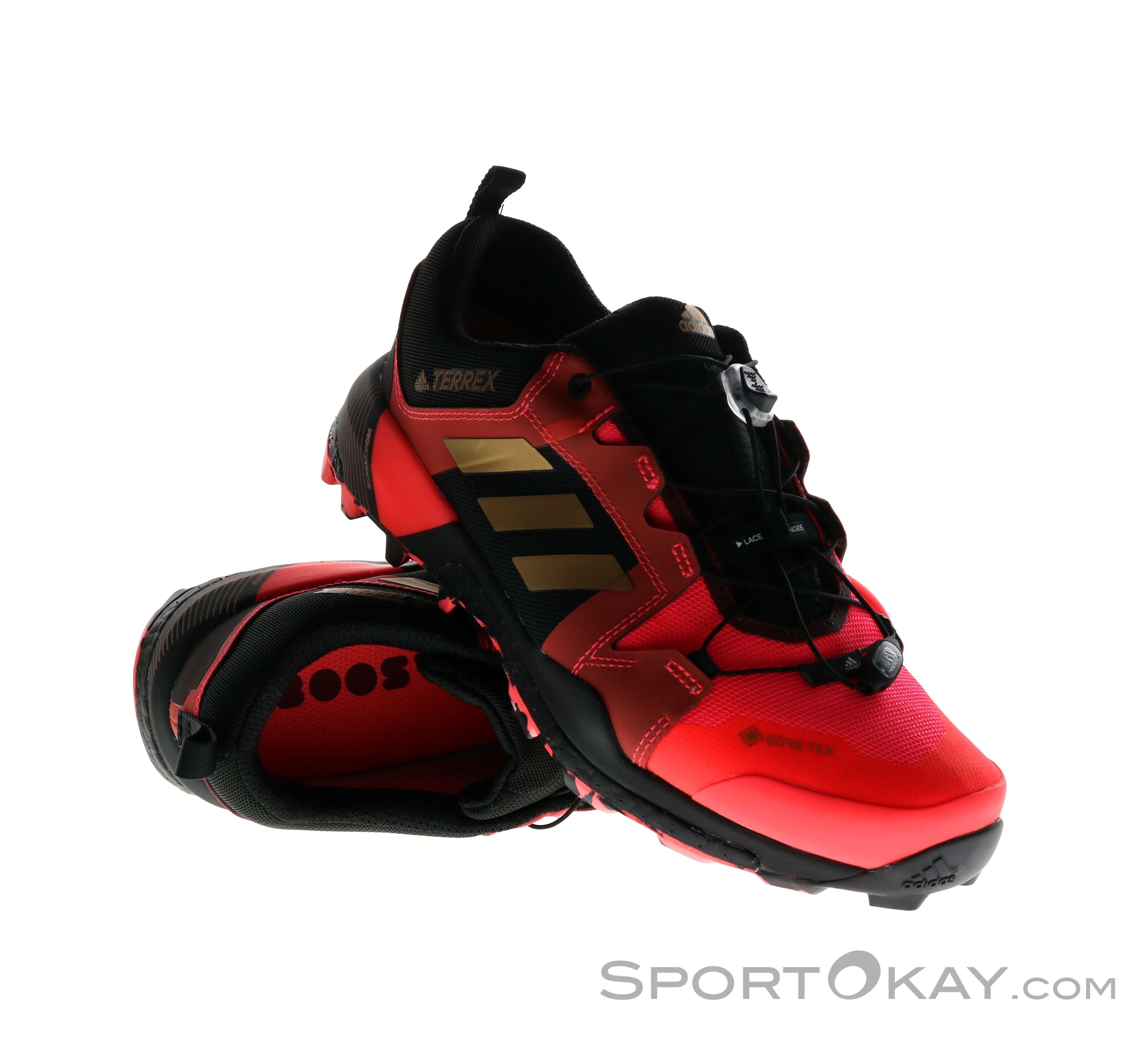 adidas Terrex adidas Terrex Skychaser GTX Mens Approach Shoes Gore-Tex